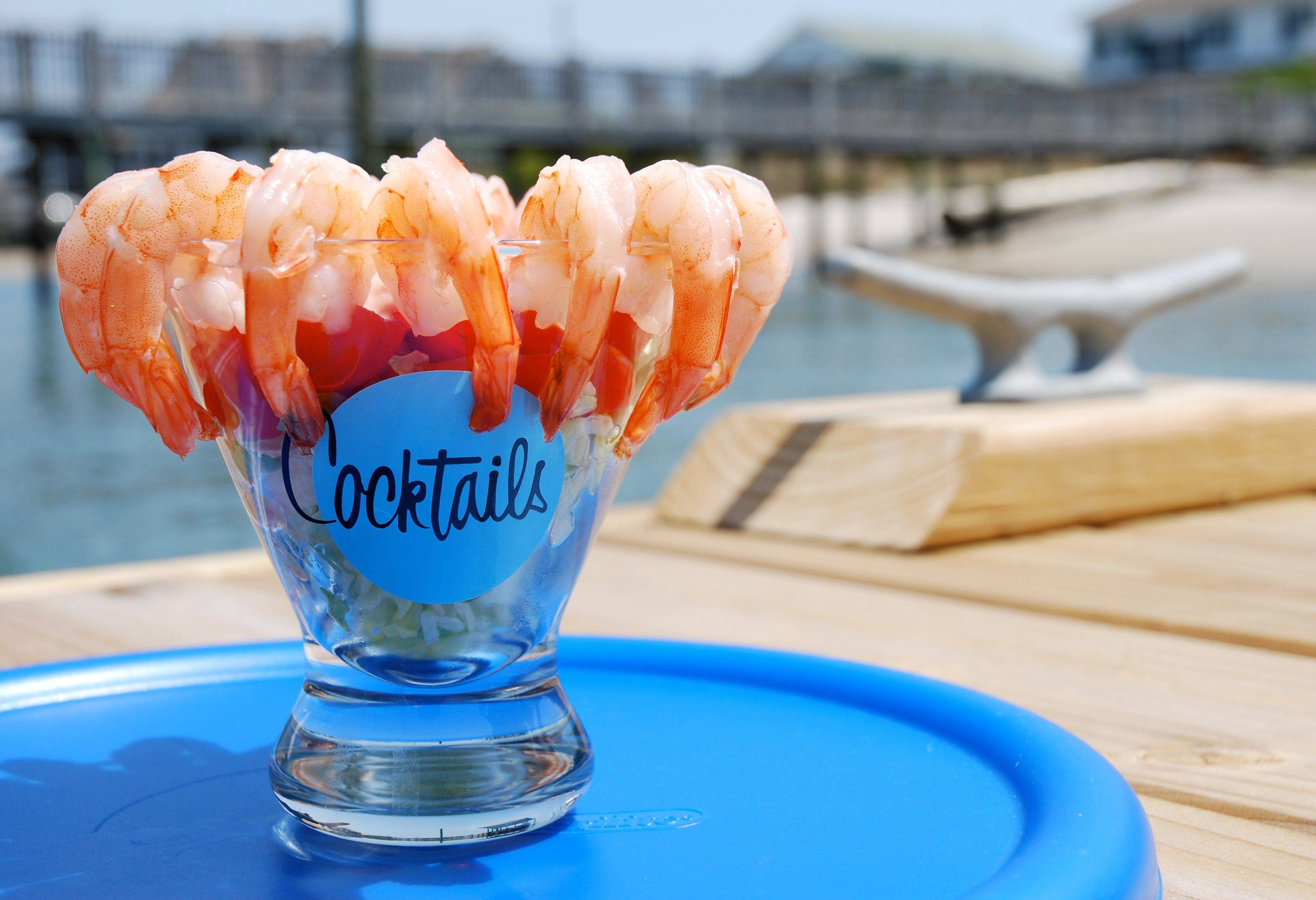 You don't have to live near the coast to enjoy Shrimp Cocktail Salad.