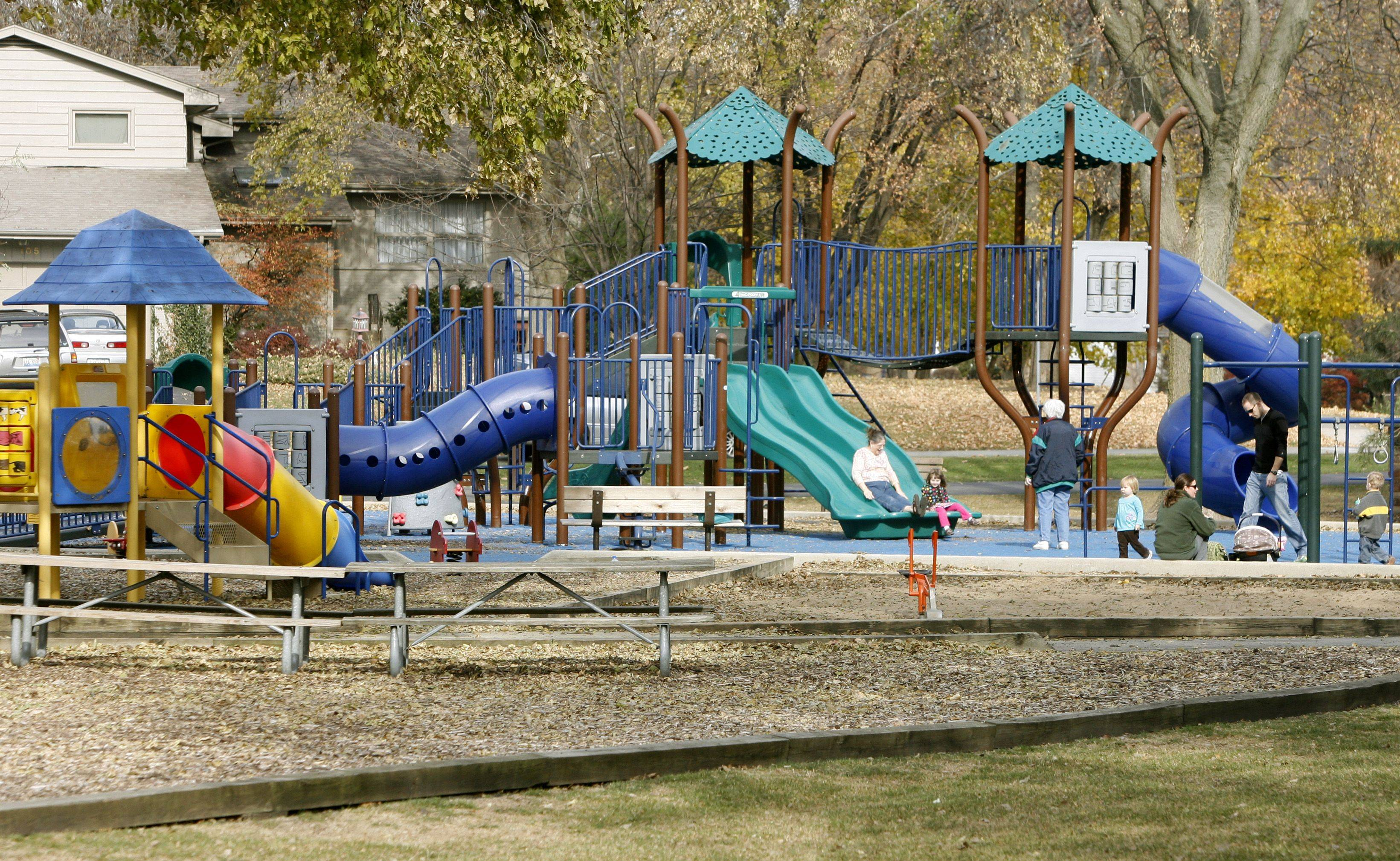 Wheaton's Kelly Park project still on schedule
