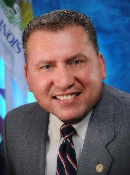 State Sen. Michael Noland, a Democrat from Elgin
