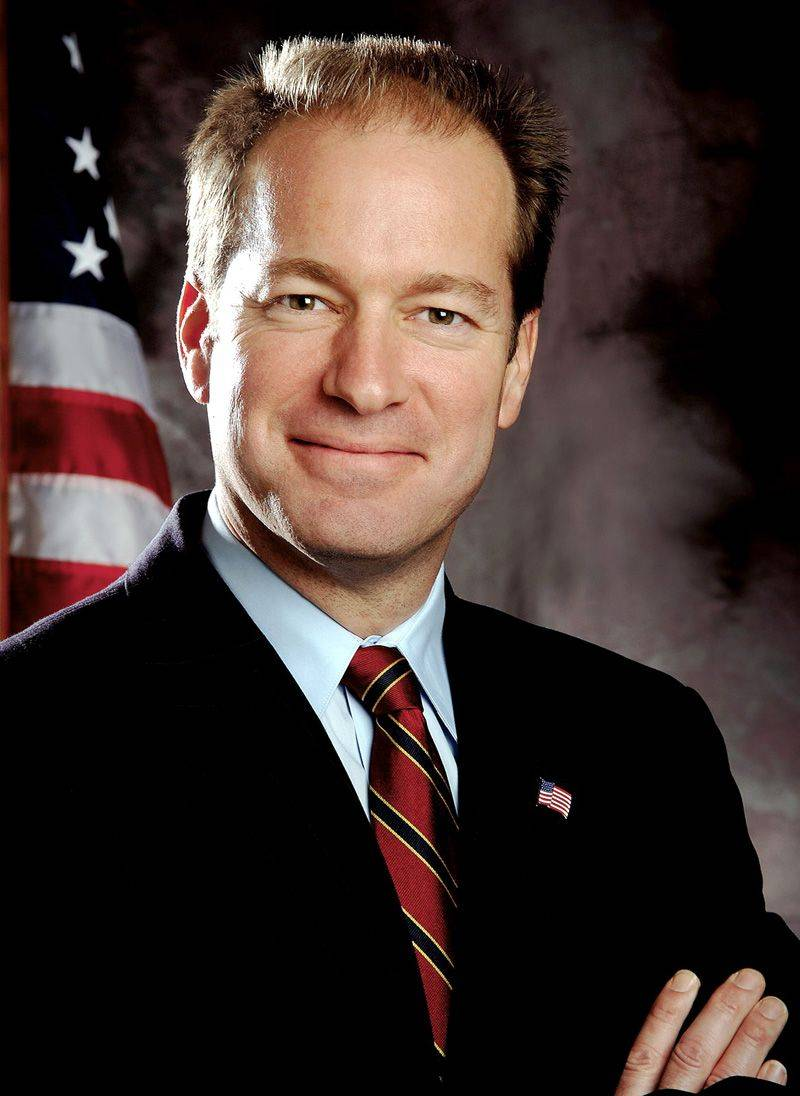 U.S. Rep. Peter Roskam, a Republican from Wheaton