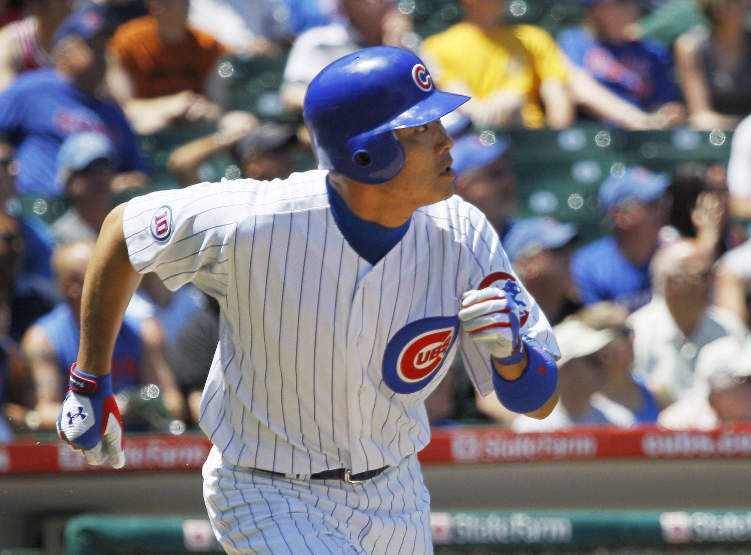 Cubs swept by Astros