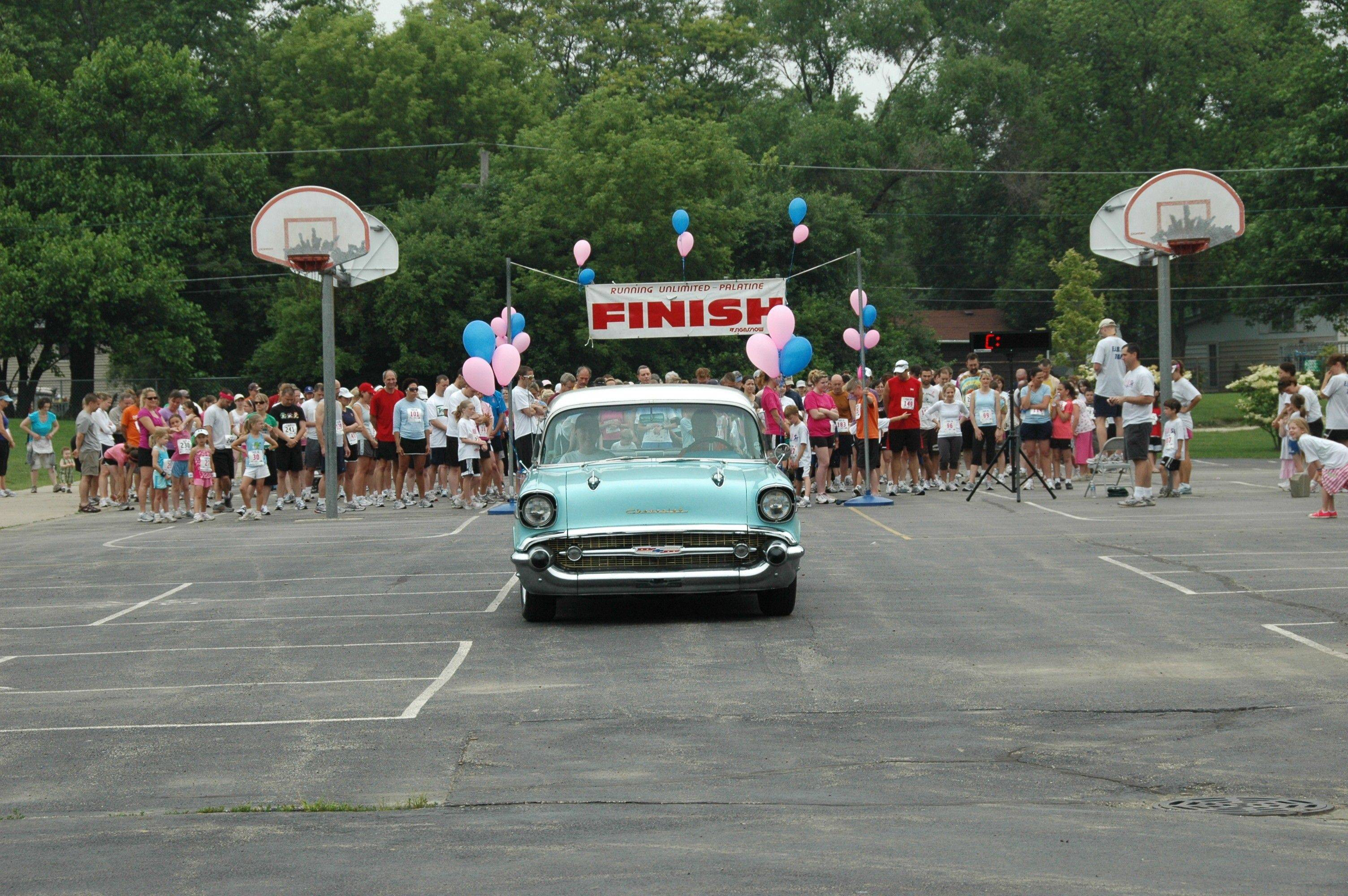 A second F.A.B. 5K for breast cancer research will be held Saturday, June 11, at Patton School in Arlington Heights.