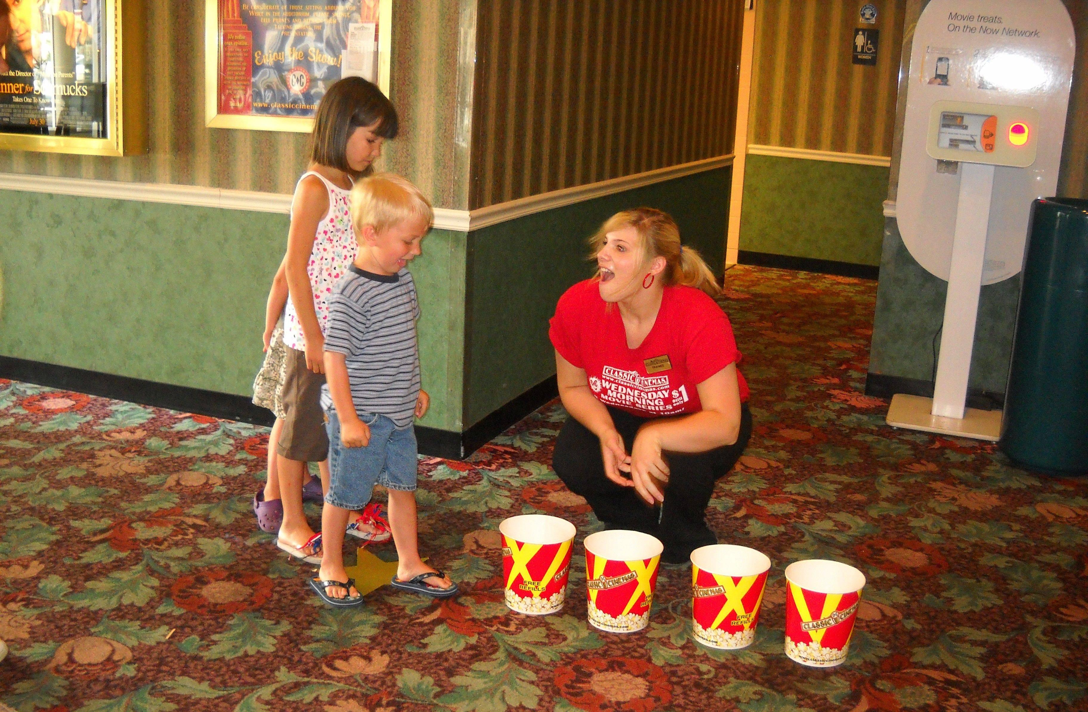 cineplexes offering cheap kiddie matinees this summer