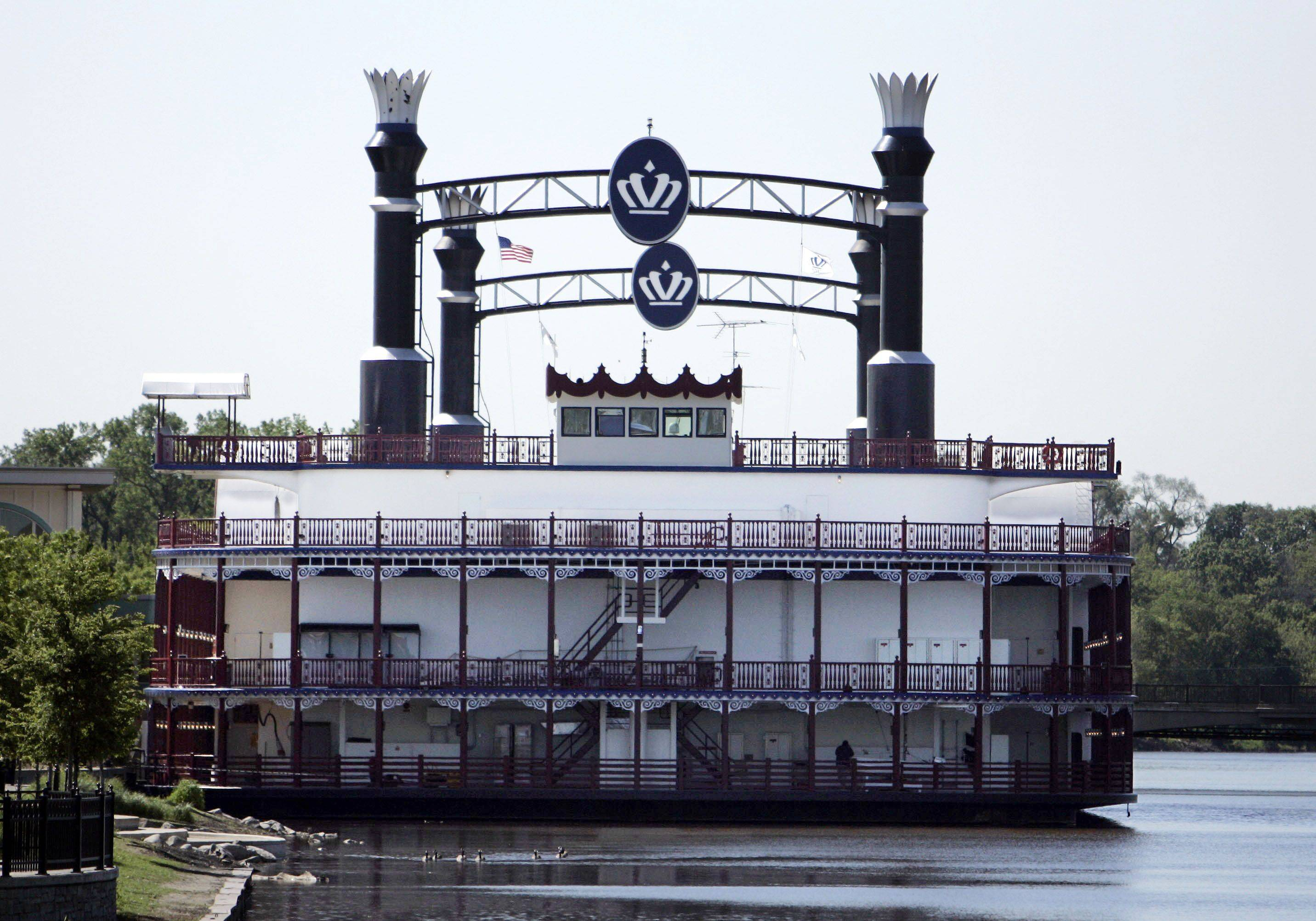The Elgin riverboat casino