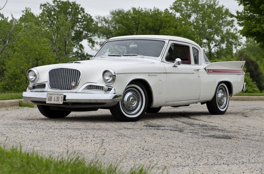 Classic recollections: 1961 Studebaker Hawk, Steve Jaffe