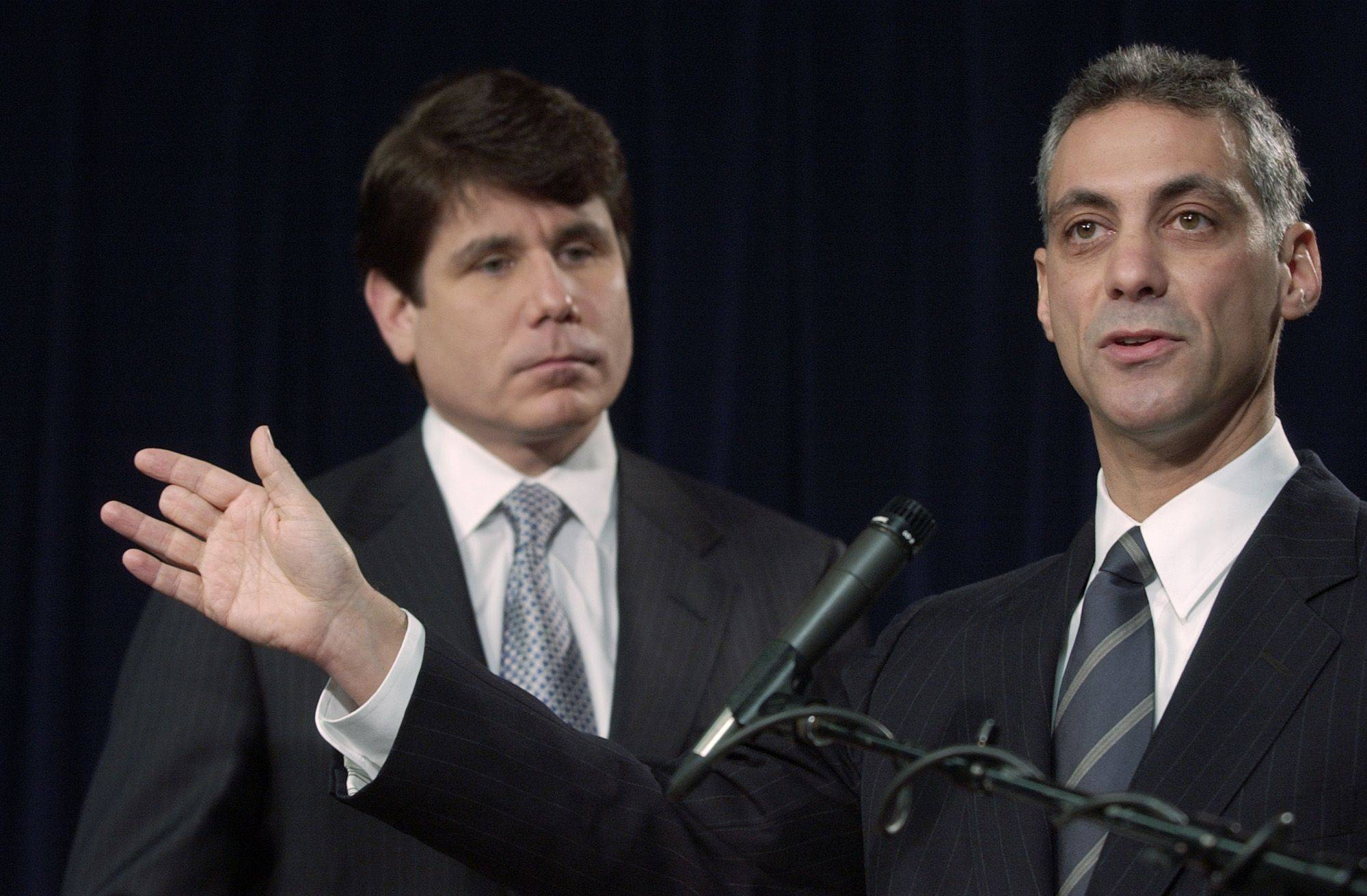 Transcript: Emanuel asked Blagojevich for favor