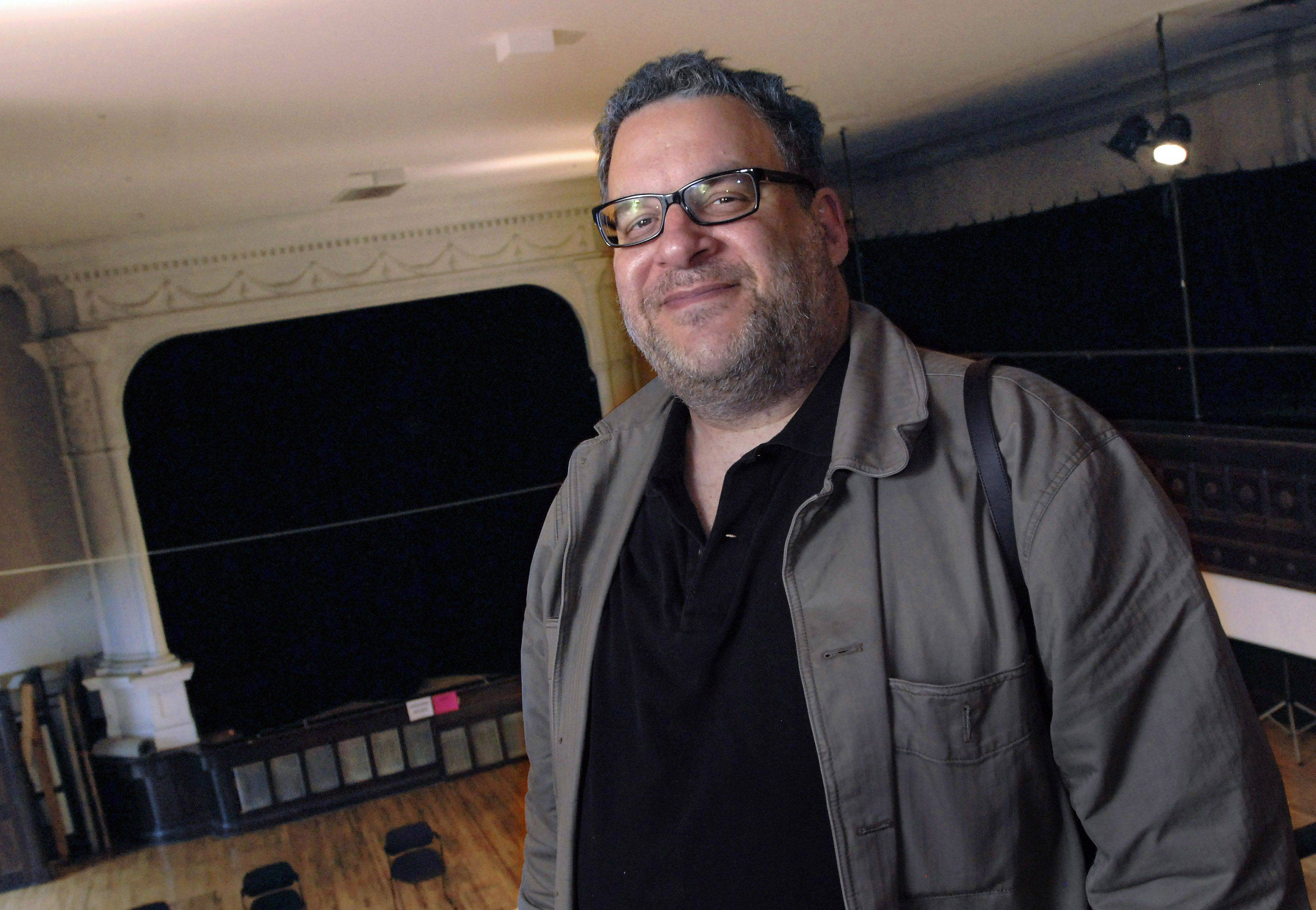 "Growing up in Morton Grove ""was the greatest time of my life. It was the last perfect time,"" says Jeff Garlin, comedian, actor, producer, director and writer."