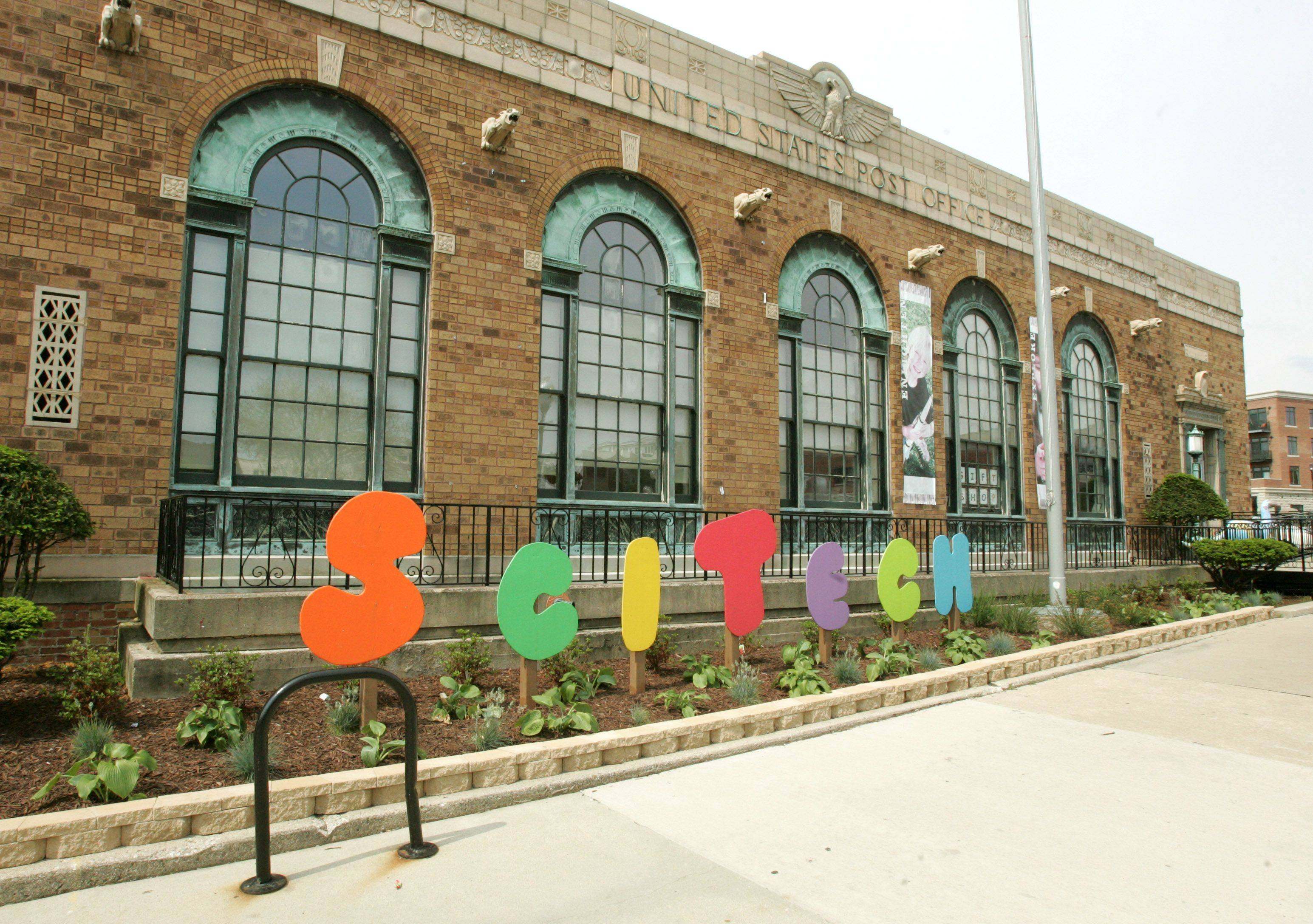 SciTech Hands-on Museum in Aurora, housed in a 1930s former post office building, is undergoing renovations and planning additions, including a science- and math- focused preschool.