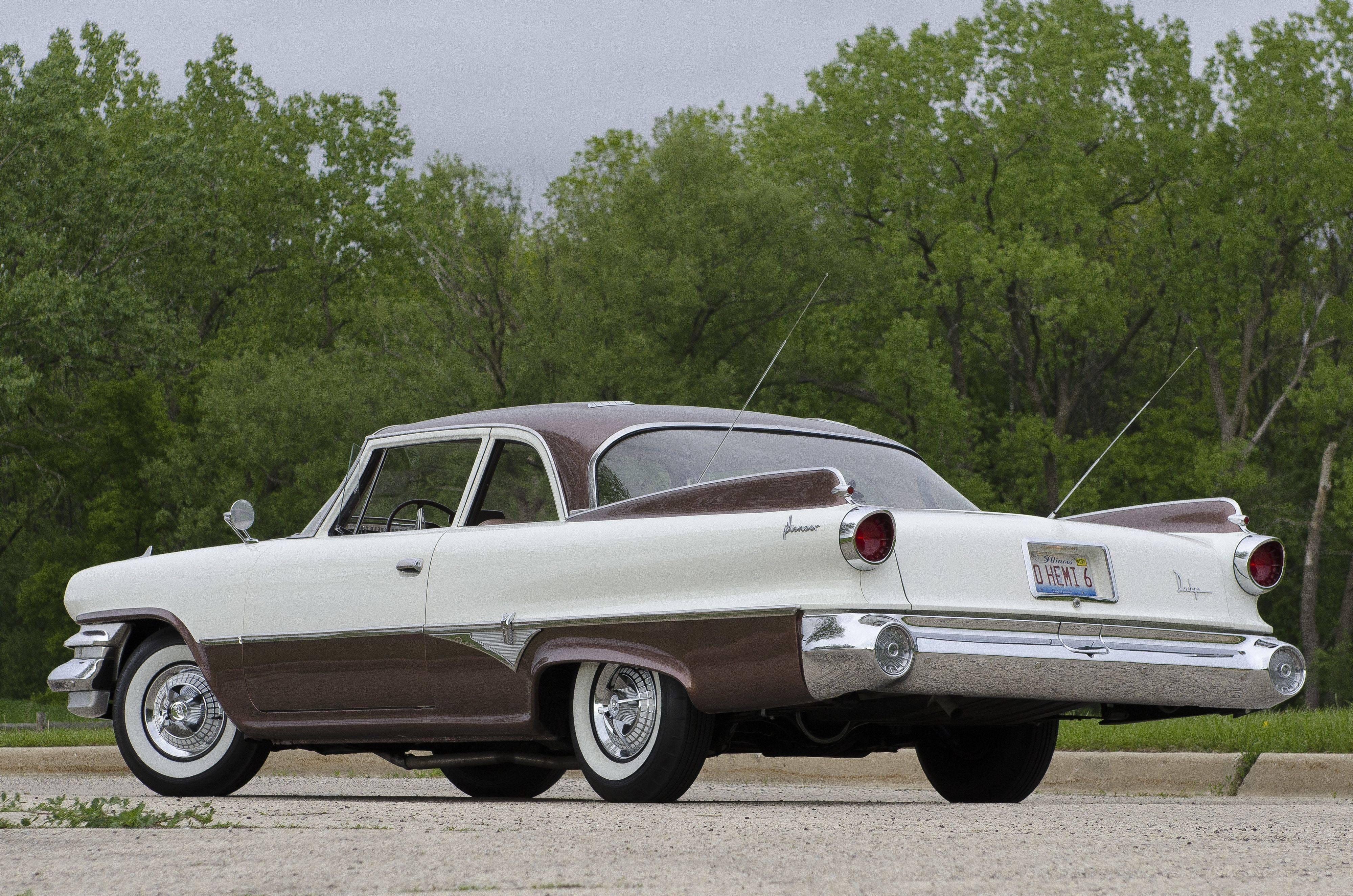Classic Recollections 1960 Dodge Dart Pioneer