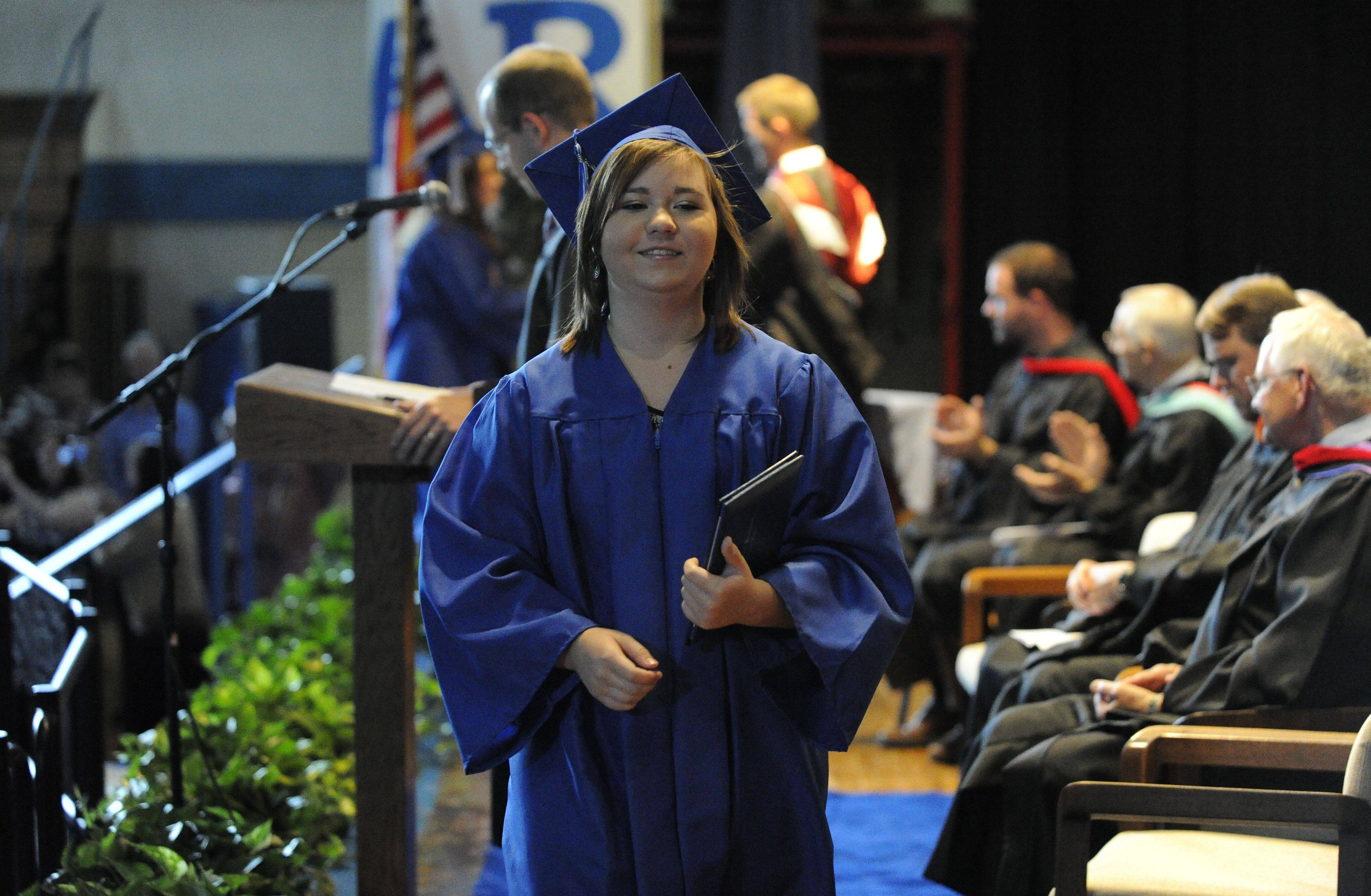 Images from the Christian Liberty Academy graduation on Sunday, June 12th