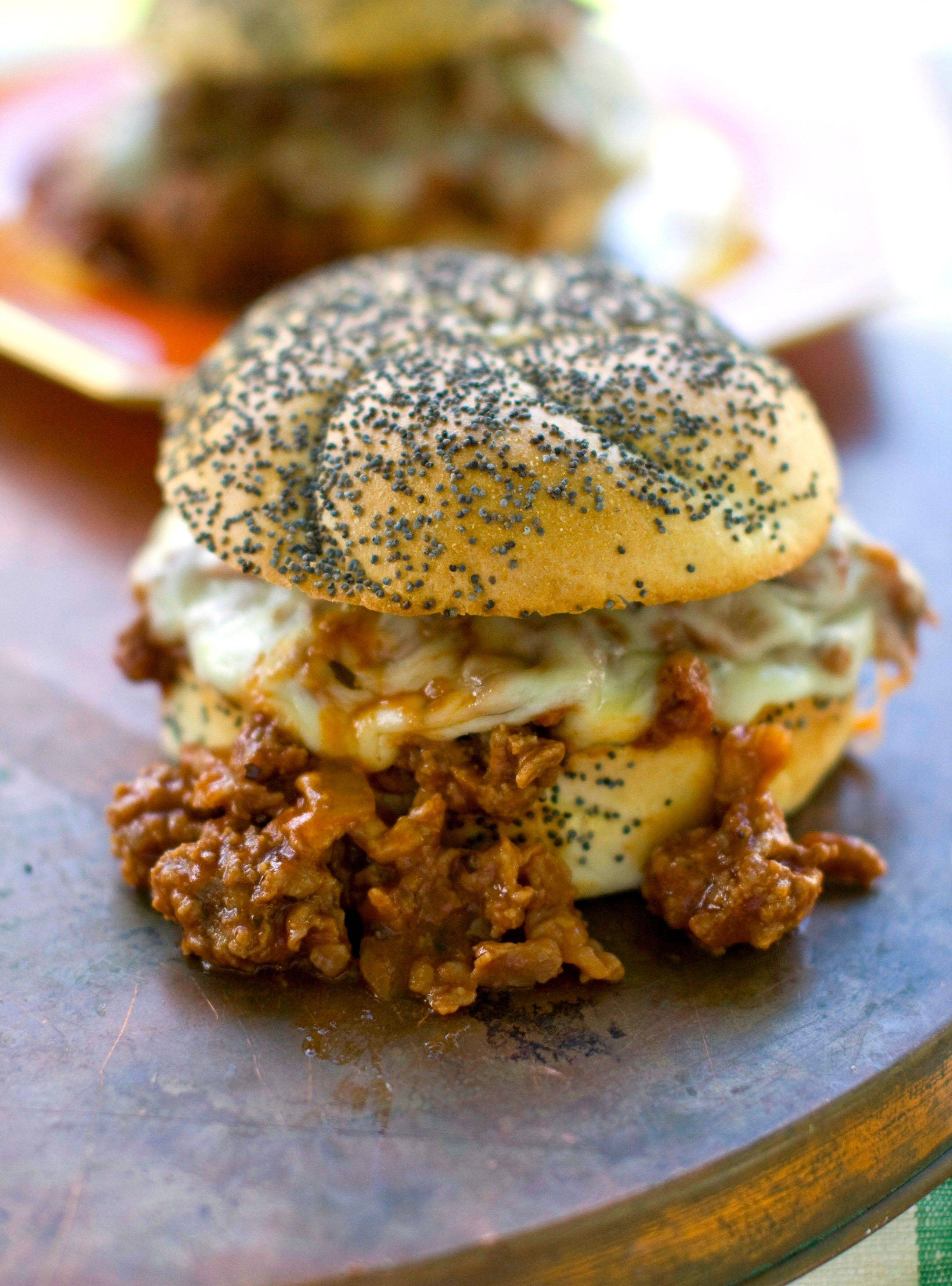 Sloppy Joe sandwiches are likely to be enjoyed by everyone in the family, especially Dad.