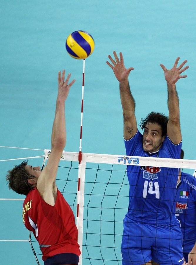 Two local volleyball players vie for Olympic team