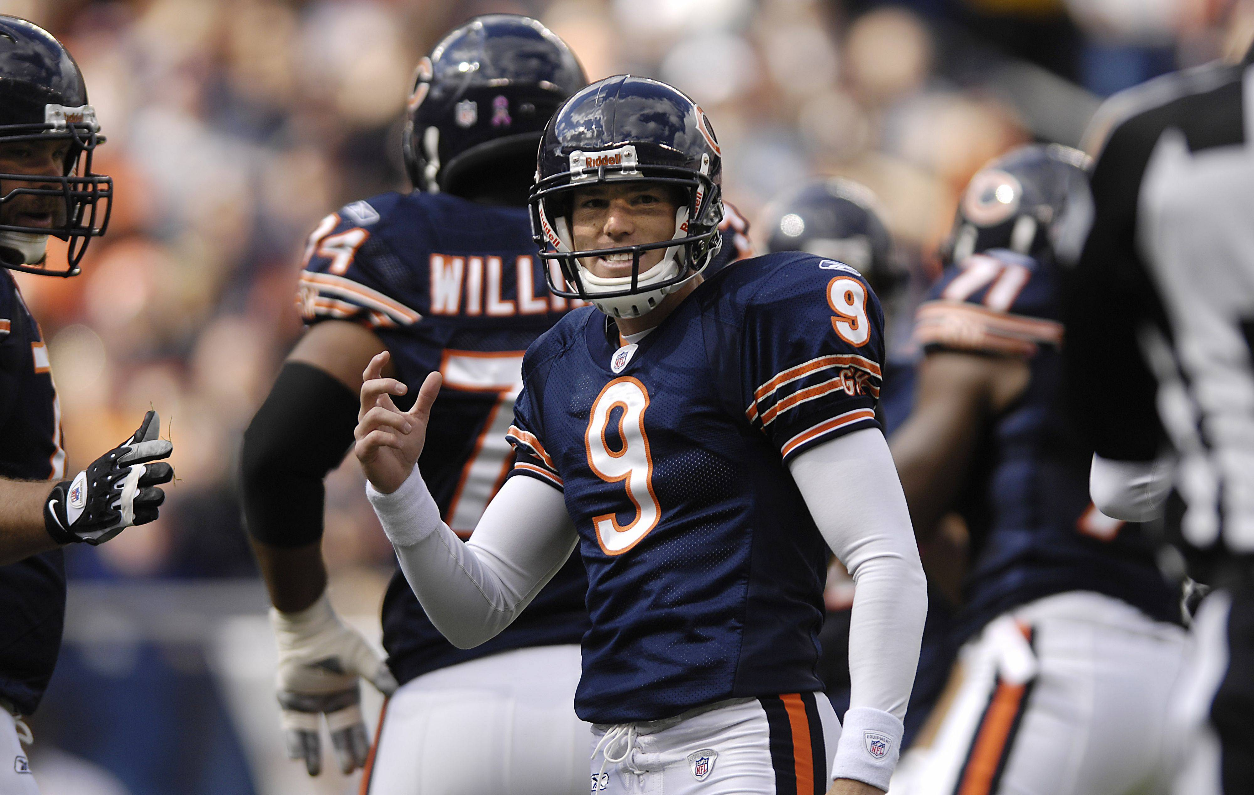 Bears' Gould optimistic as NFL talks continue