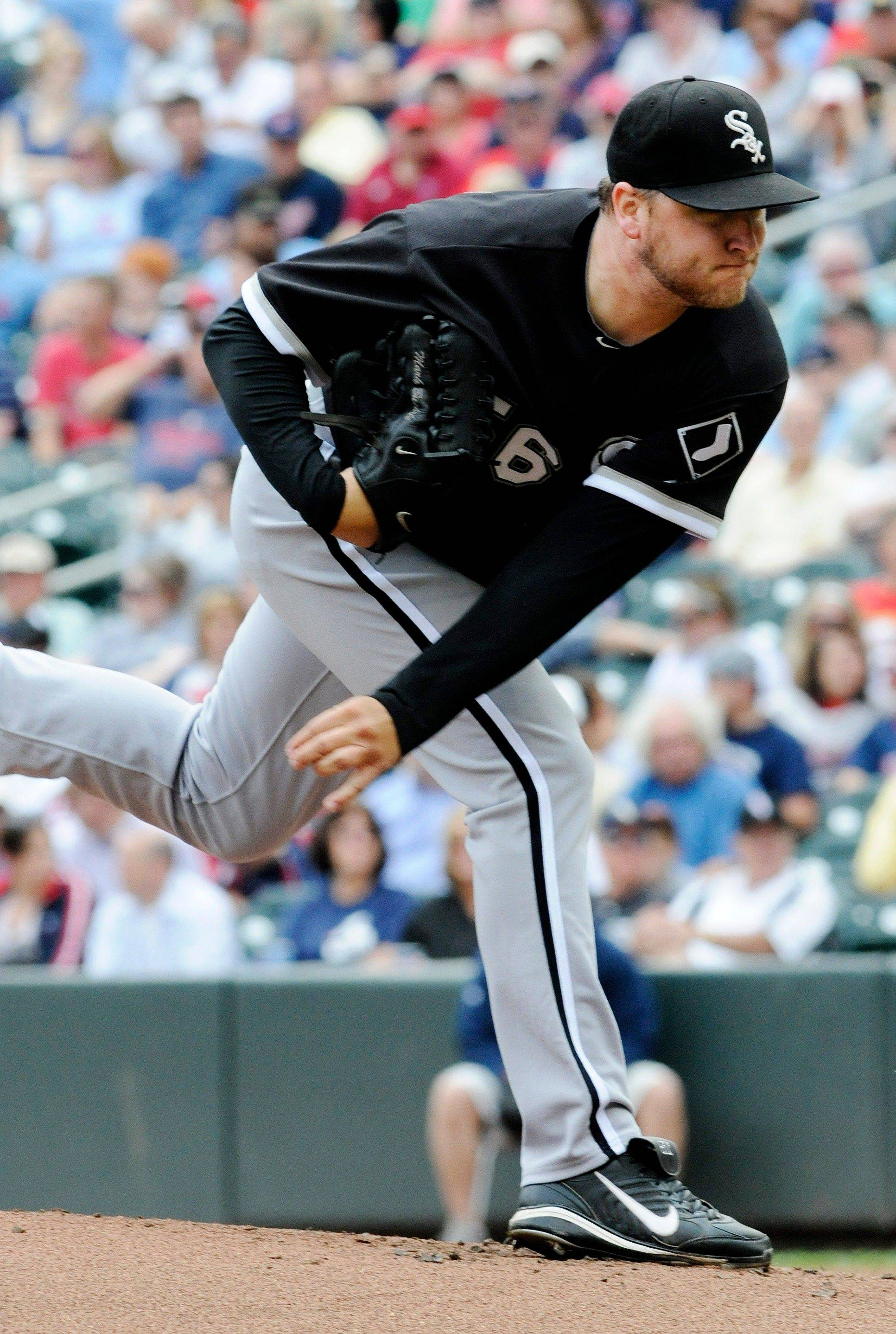 White Sox starter Mark Buehrle gave up only 1 run on 3 hits against the Minnesota Twins on Thursday, but the Sox offense has scored only 2 runs in four losses to the Twins this season.