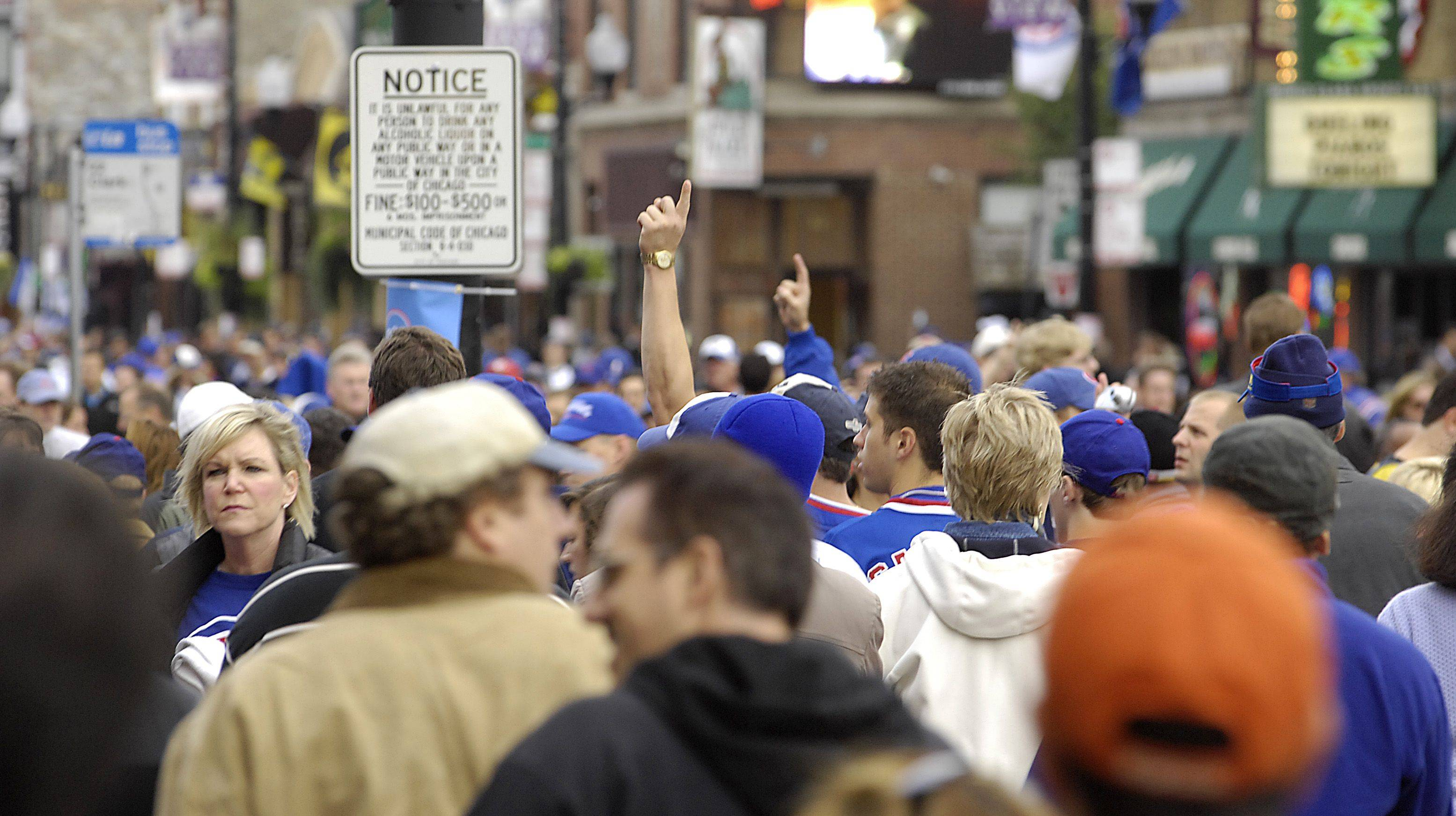 Cubs see historic drop in ticket demand