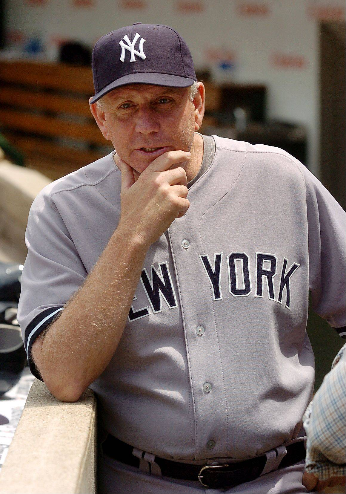 Rothschild misses Chicago, but he's happy with Yankees