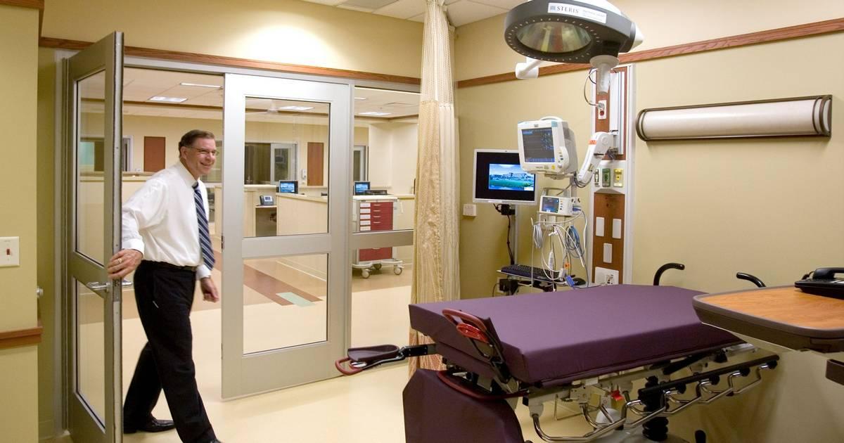 Elmhurst Memorial Emergency Room