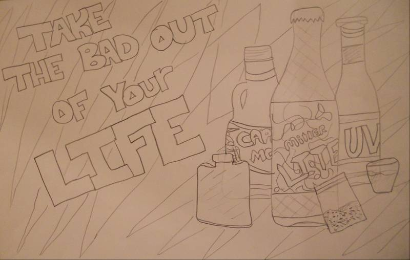 Alcohol Abuse Poster Ideas