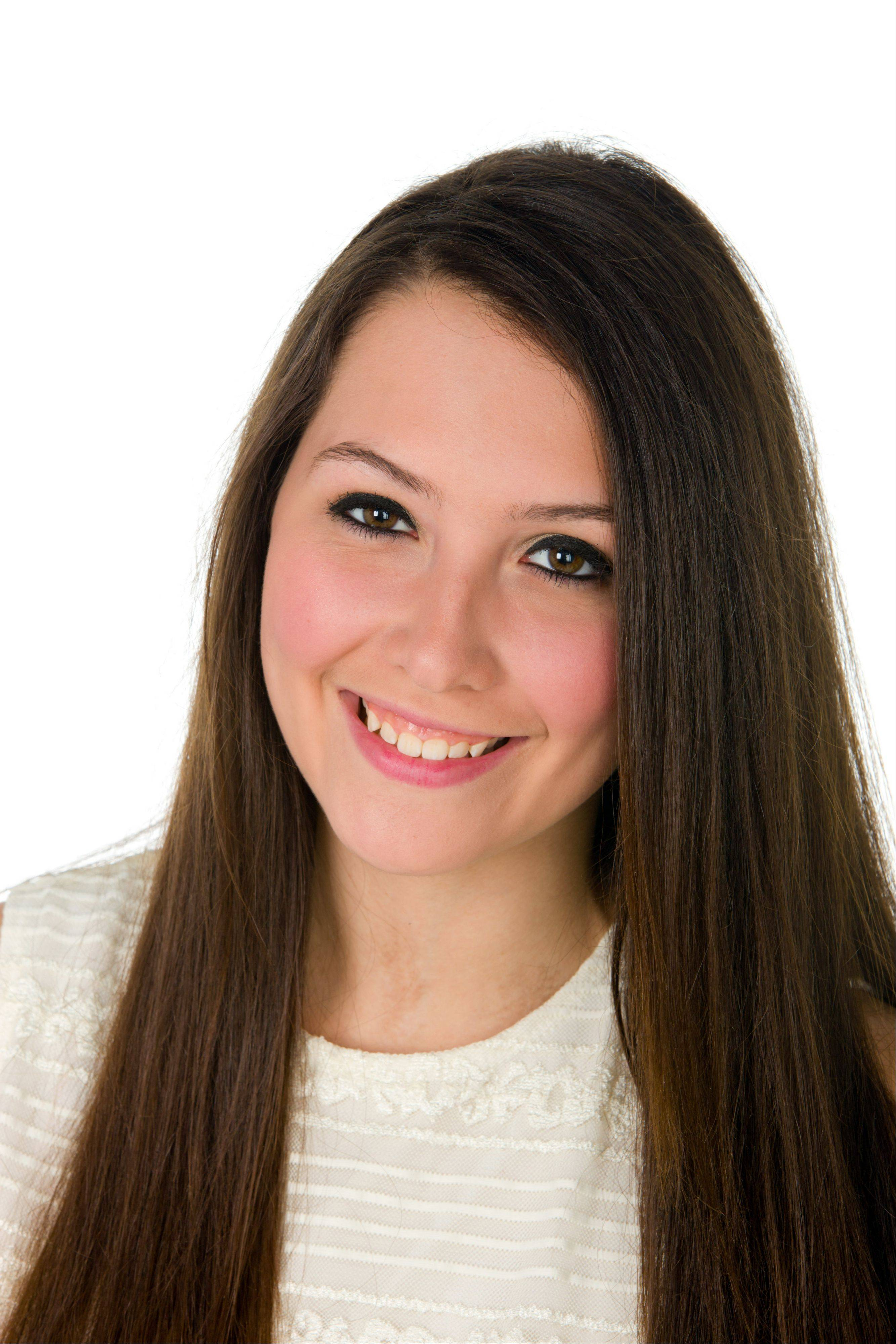 Samantha Vazquez of Sugar Grove is representing Illinois in the 54th Distinguished Young Women National Finals in Mobile, Ala. Vazquez and 49 others -- all recent high school seniors -- are competing for college scholarship money.