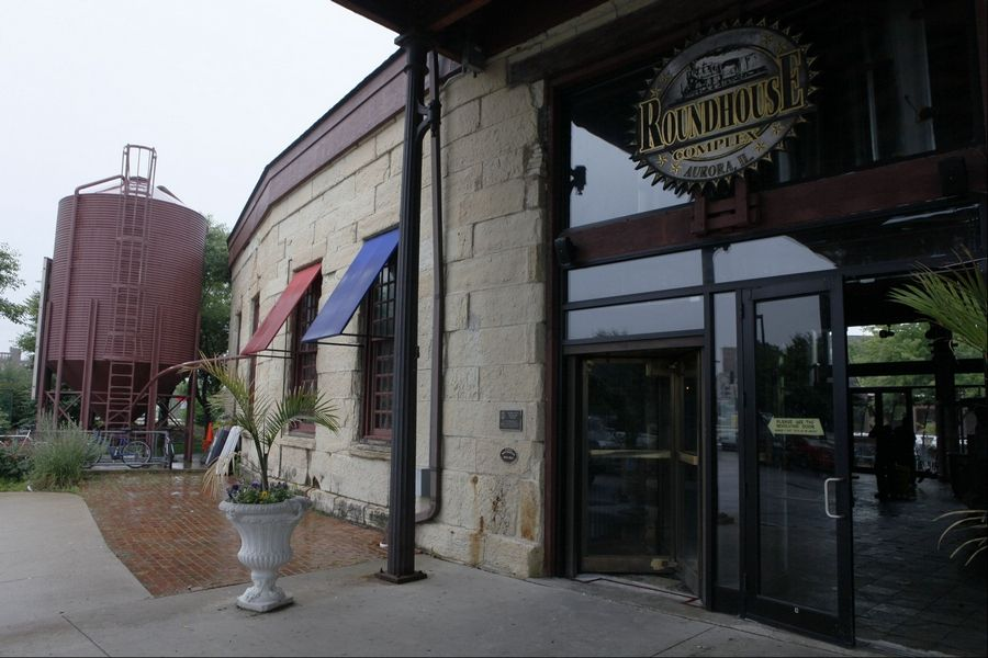 Roundhouse re-opens in Aurora