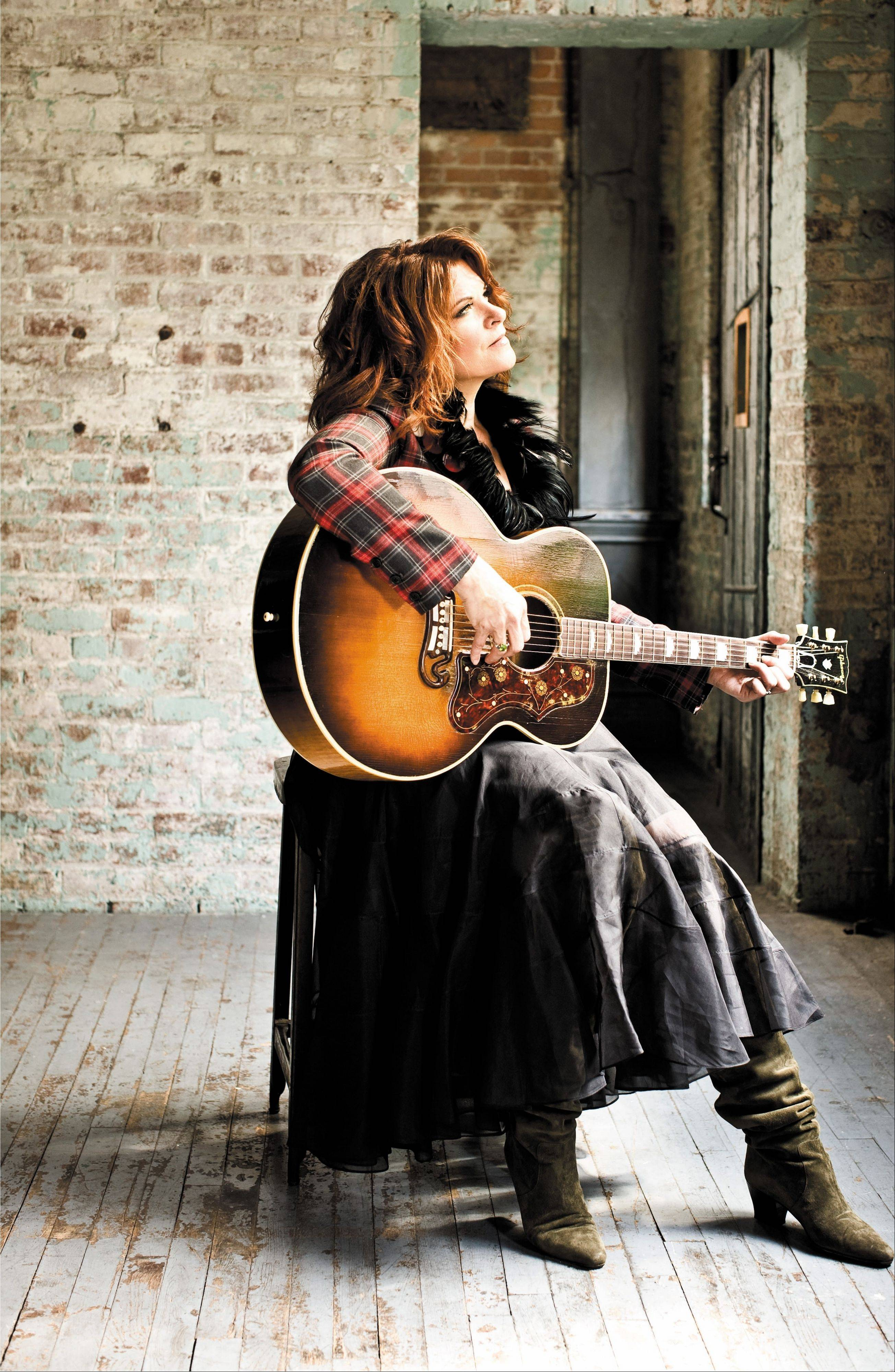 Rosanne Cash, daughter of country music legend Johnny Cash, will perform for one night only Saturday, Oct. 8, at Elgin Community College.