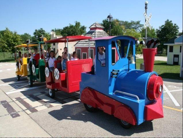 The Schaumburg Park District will host Sunday at Safety Park from 1 to 3 p.m. Sunday, June 26, at 421 N. Springinsguth Road in Schaumburg. Visit parkfun.com.