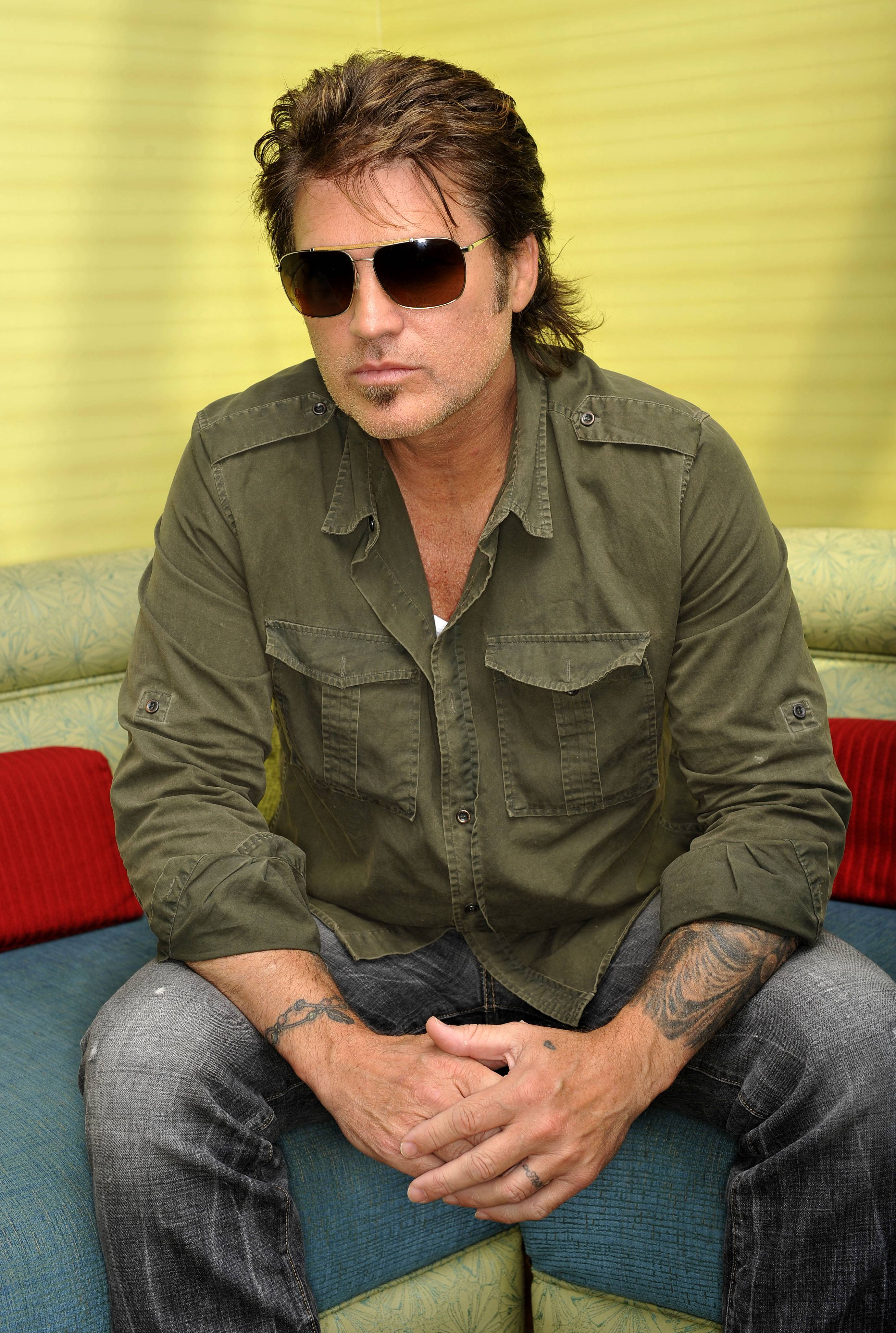 "Billy Ray Cyrus' latest album, ""I'm American,"" will be released on Tuesday, June 28."
