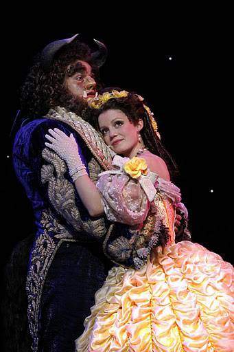 "Emily Behny and Dane Agostinis star in the NETworks tour of ""Disney's Beauty and the Beast,"" which returns to Chicago at the Oriental Theatre from Wednesday, June 29, through Sunday, Aug. 7."