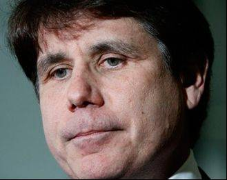 Jurors found former Illinois Gov. Rod Blagojevich guilty on 17 counts of corruption on charges that he sought to sell or trade an appointment to President Barack Obama's vacated U.S. Senate seat. He was found innocent on one count. The jury was unable to reach a verdict on two of the counts.