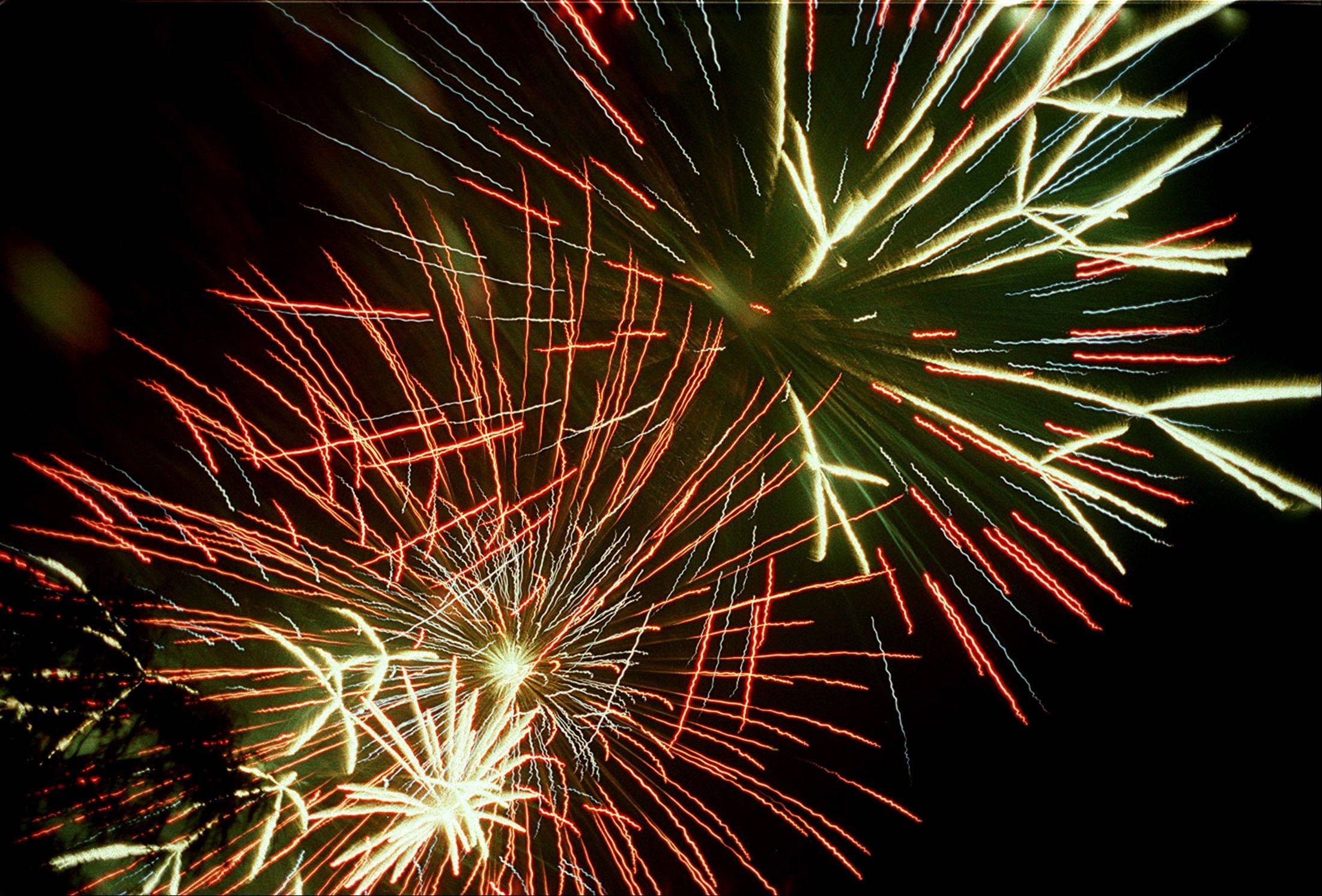 Where to find the best fireworks in the suburbs
