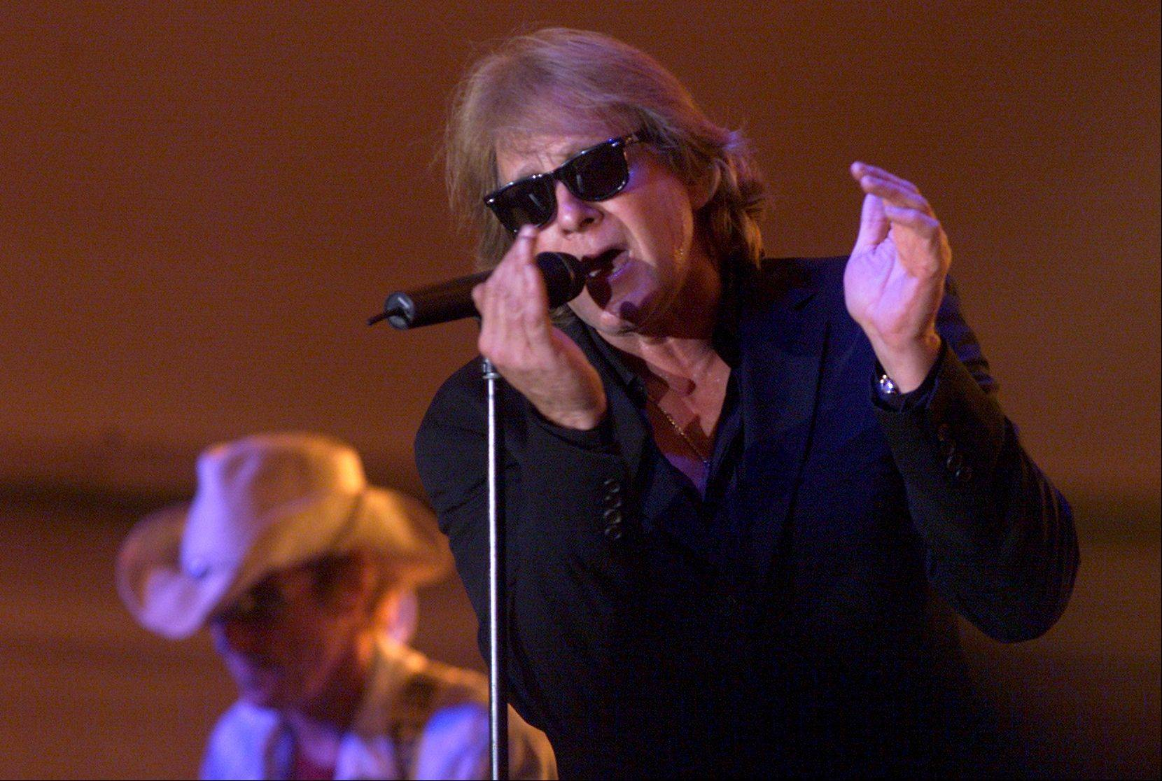 Eddie Money has been booked to perform the first night of Schaumburg's three-day Septemberfest on Saturday, Sept. 3.