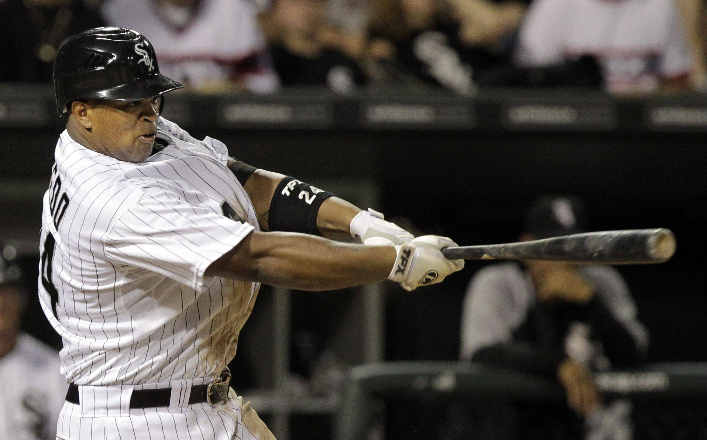Hot-hitting Dayan Viciedo isn't the White Sox' only bright spot in the minor leagues, but the club is making a habit of trading potential for proven performers.