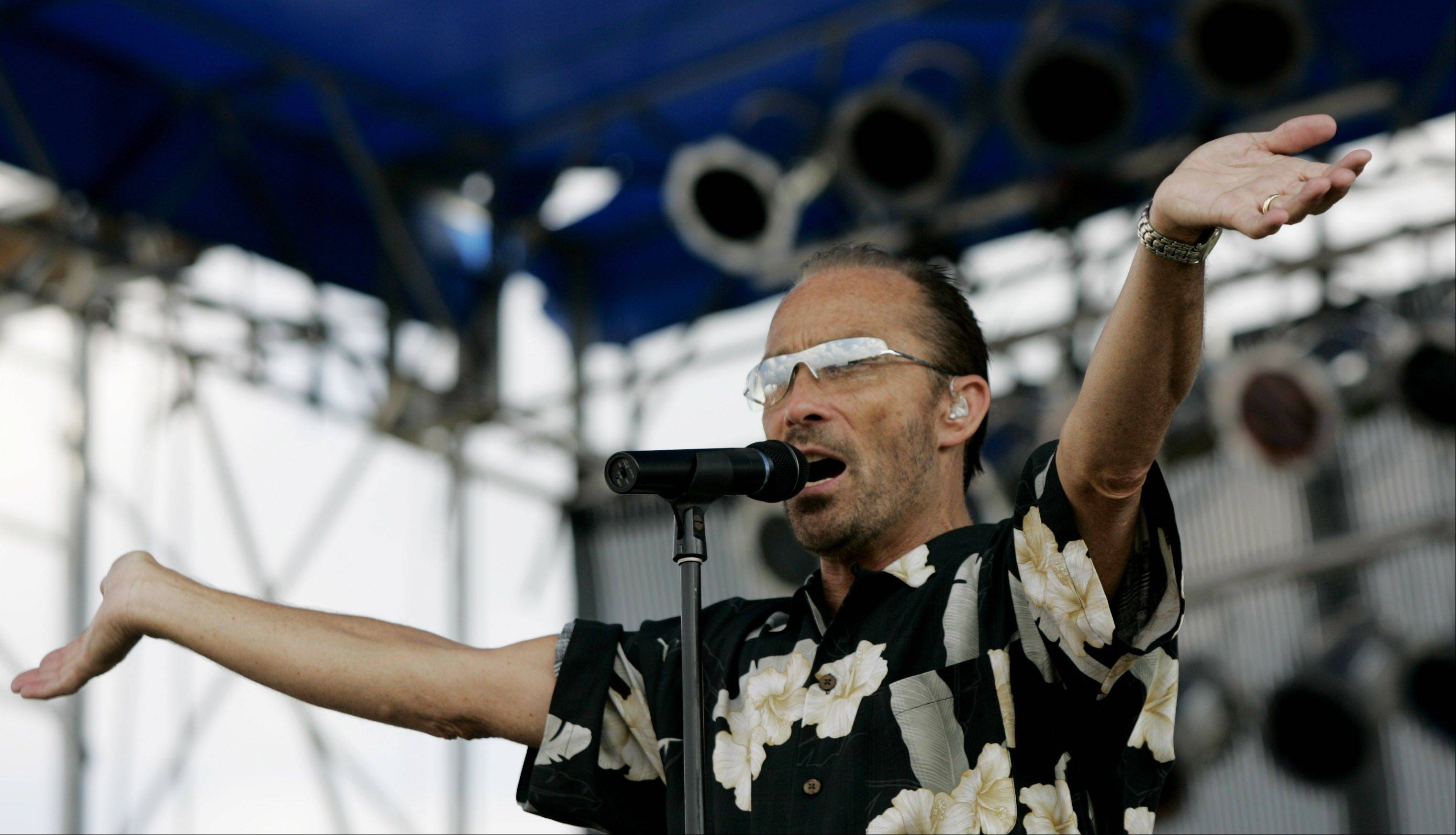 In 2004, Lee Greenwood performs at Ribfest in Naperville. He opens the main stage at Frontier Days on June 30.