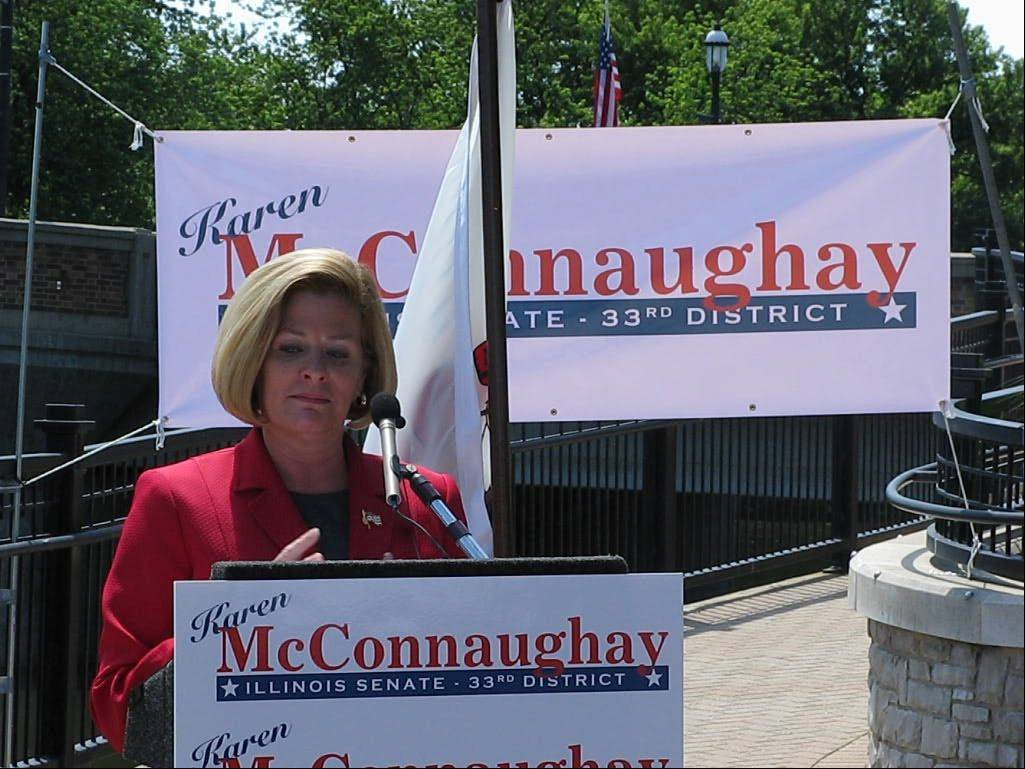 McConnaughay's bid for state senate may revive polticial rivalry