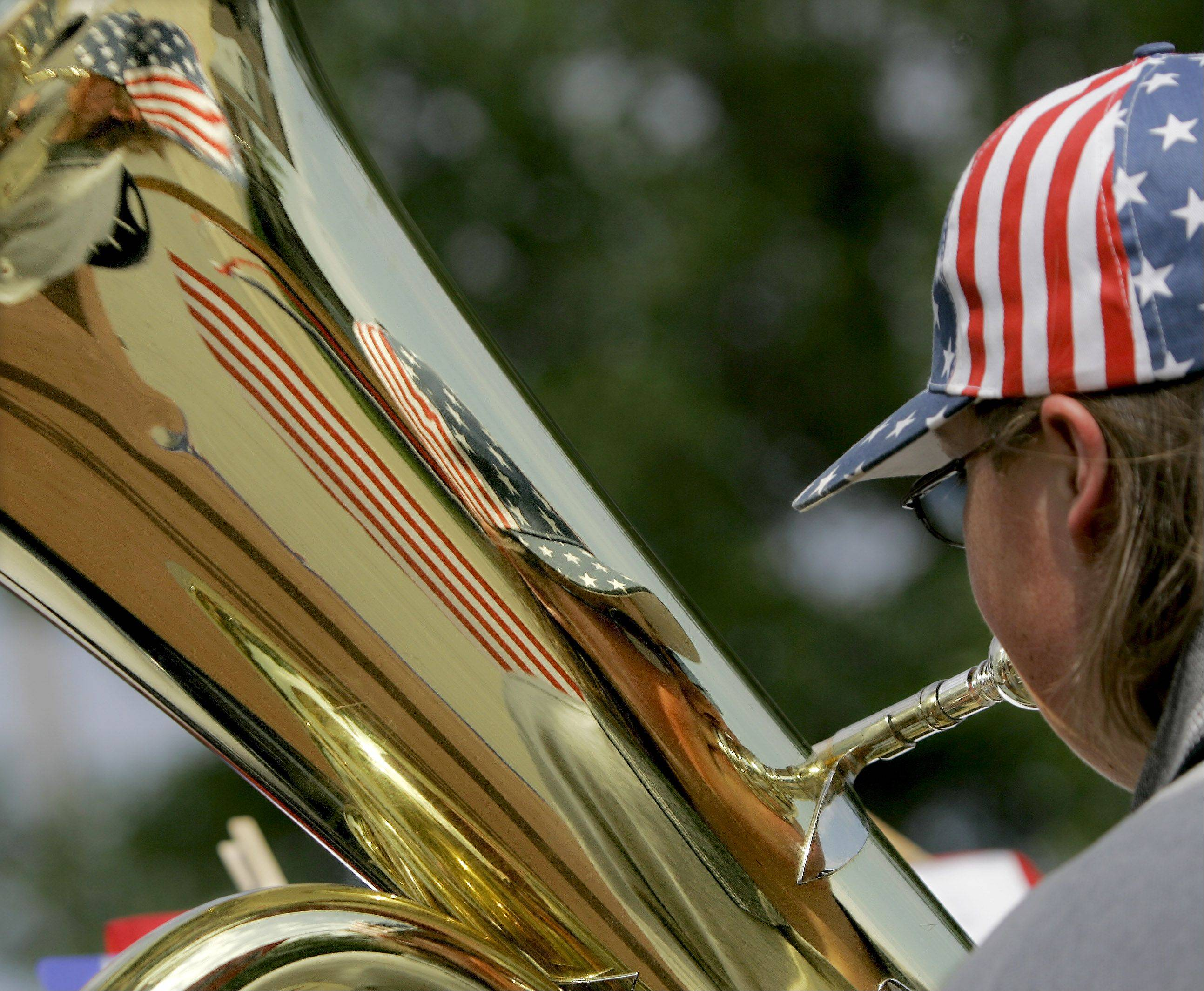 DuPage towns join together for LibertyFest