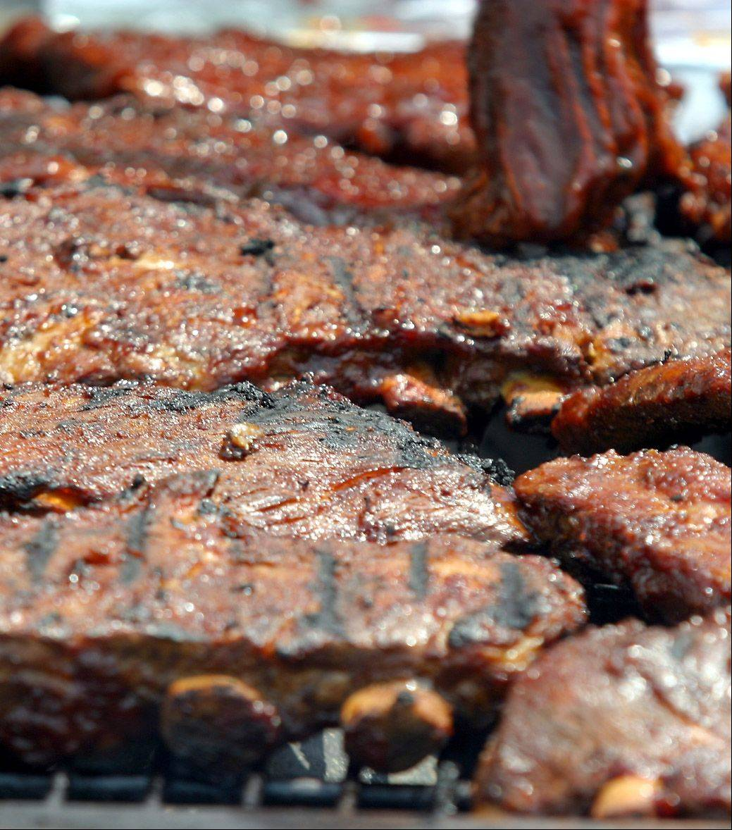 Naperville Ribfest serves up ribs, music and more for a cause