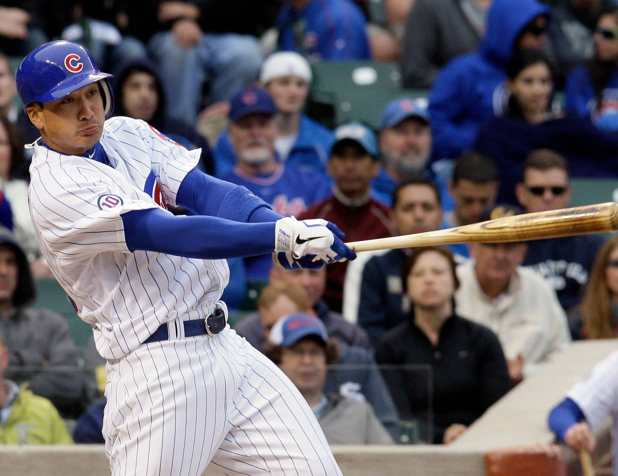 Cubs activate Barney; release Davis