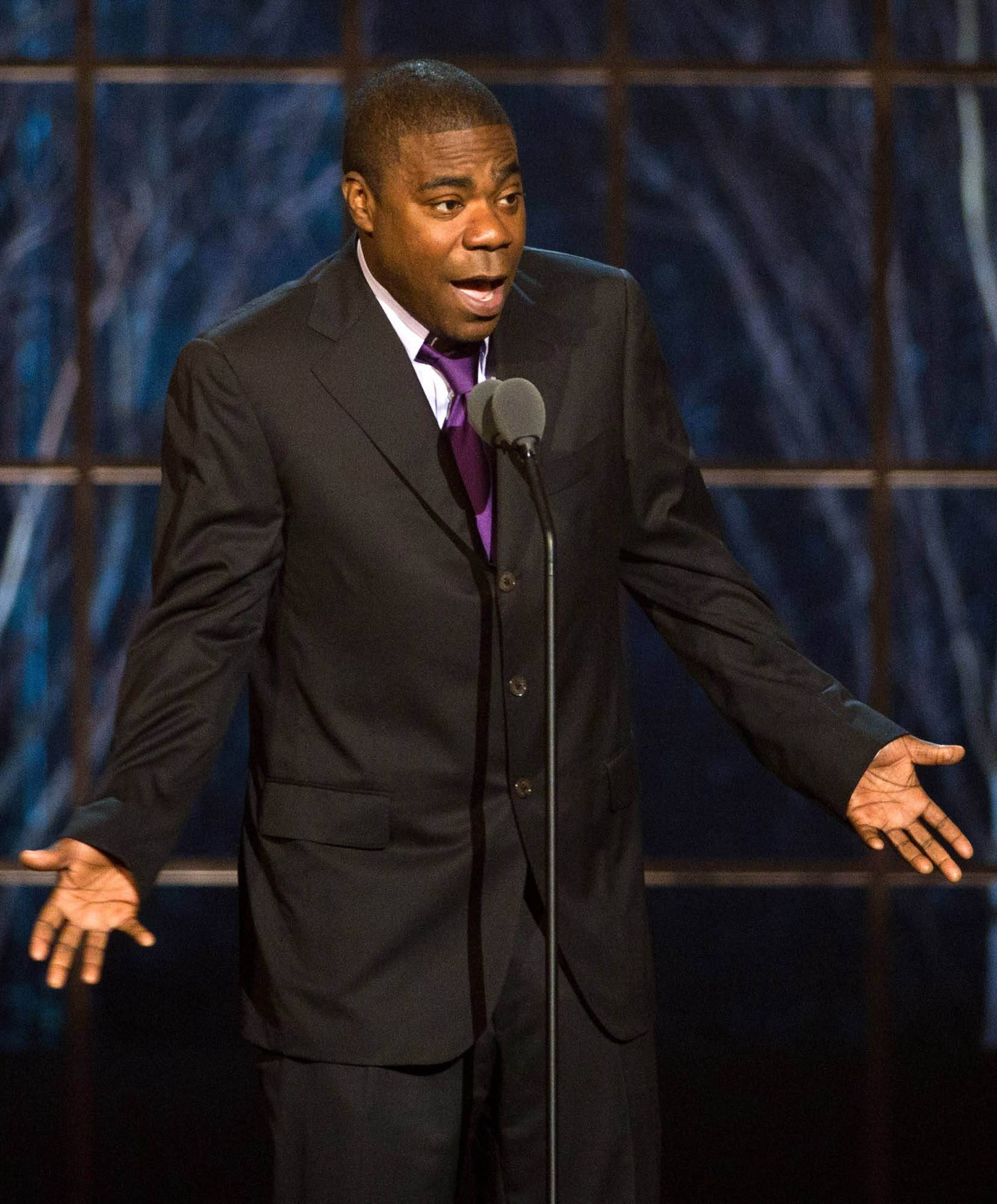 Tracy Morgan is in trouble again with jokes he has made about the disabled.