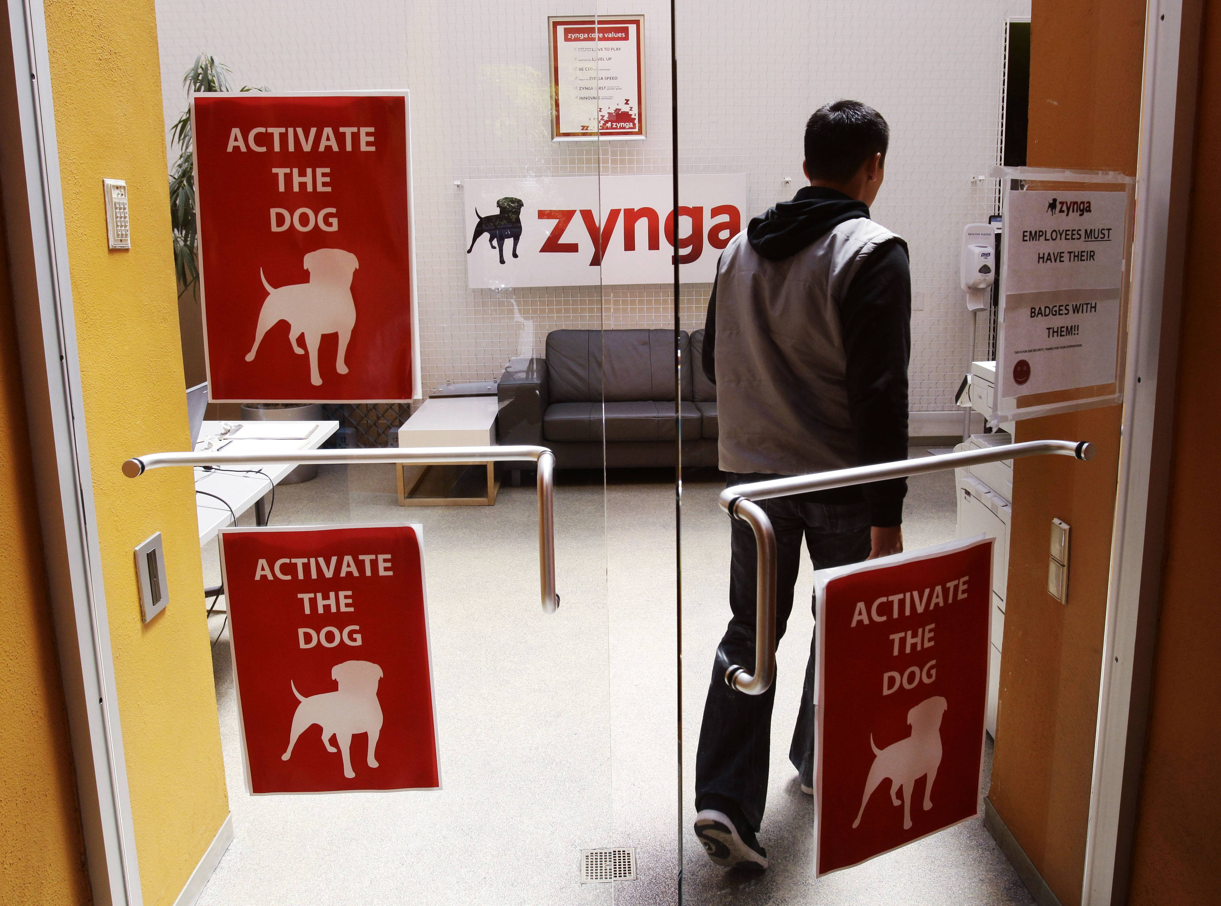 Zynga Inc. hopes to raise up to $1 billion in an initial public offering that follows LinkedIn's sizzling stock market debut last month. The amount of money Zynga is seeking in its IPO will likely change as its bankers determine how many shares should be sold and at what price. That process typically takes three to four months.