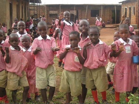 The children of Kapeeka community in Uganda's seven elementary schools have no access to public libraries. The Cook Memorial Public Library District, Vernon Hills High School, Bookfriends Inc., and COVE Alliance are joining together with area residents to supply them with a shipment of children's books.