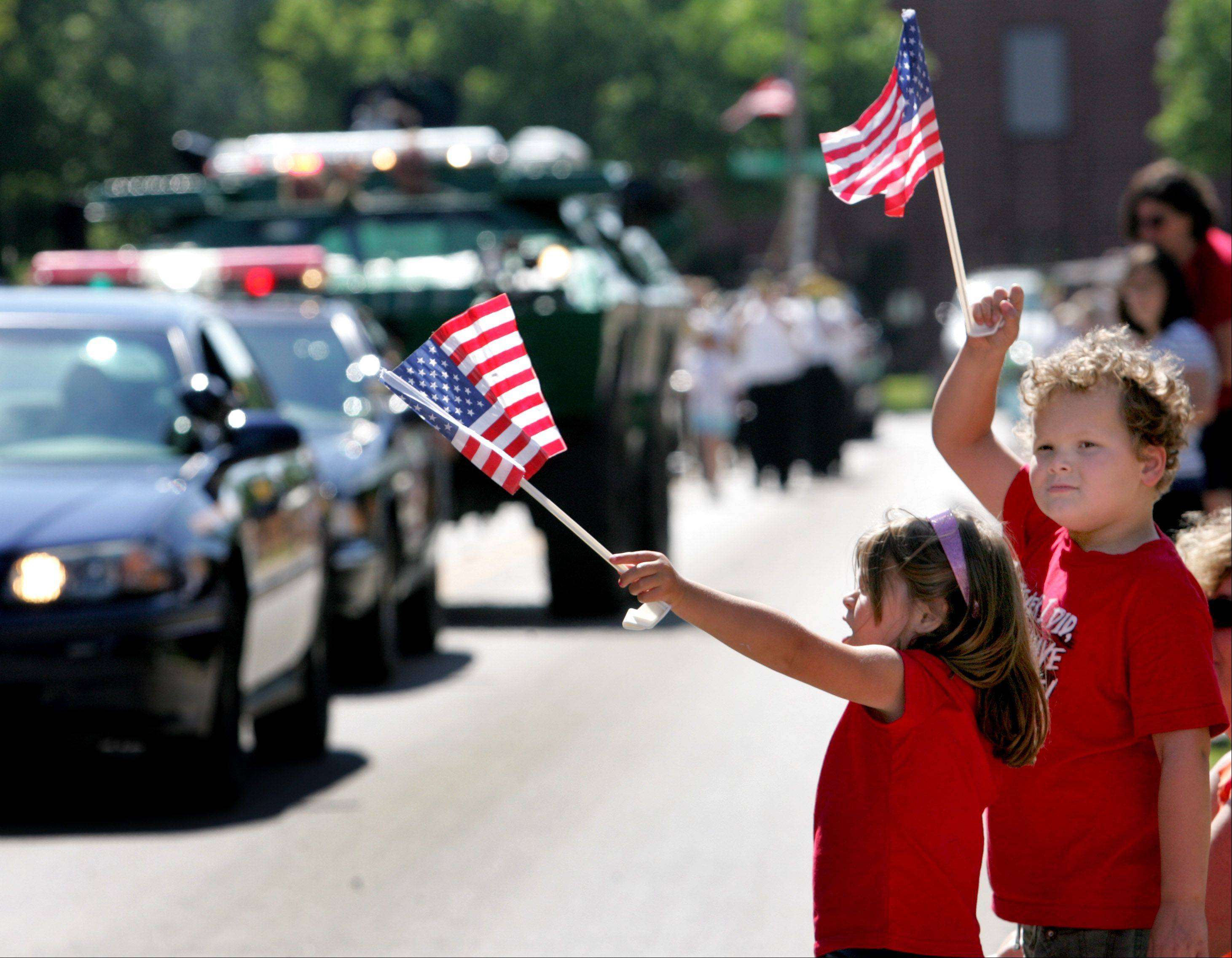 Lisle's Fourth of July parade is making its return to downtown Lisle for the first time since 1973 with a southbound march down Main Street, from School Street to Jonquil Avenue.