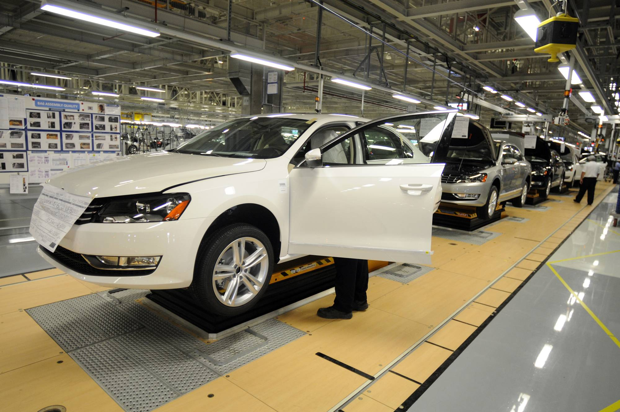 Volkswagen of America Inc. said Friday its June U.S. sales rose 35.1 percent on strong demand for its Jetta sedan and other models.