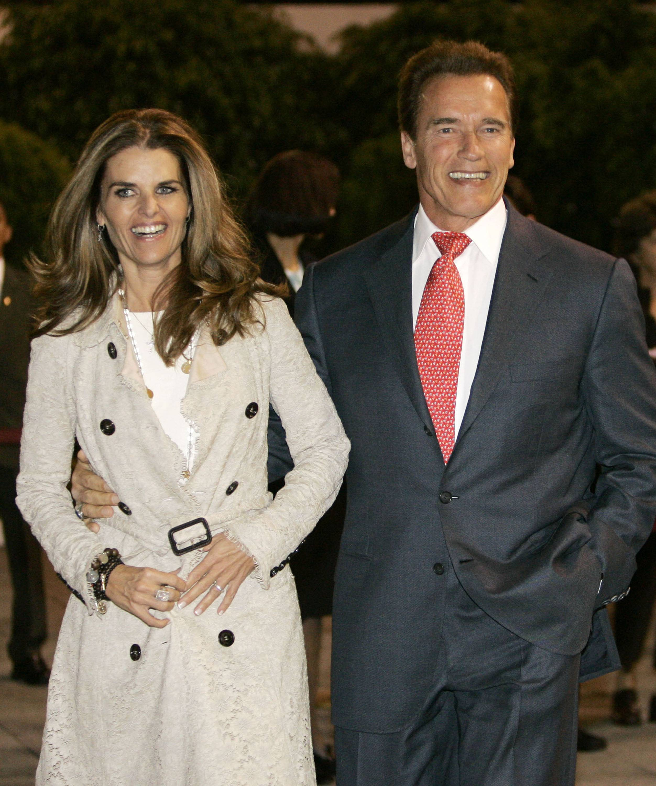 Maria Shriver has filed for divorce from Arnold Schwarzenegger in Los Angeles Superior Court Friday.