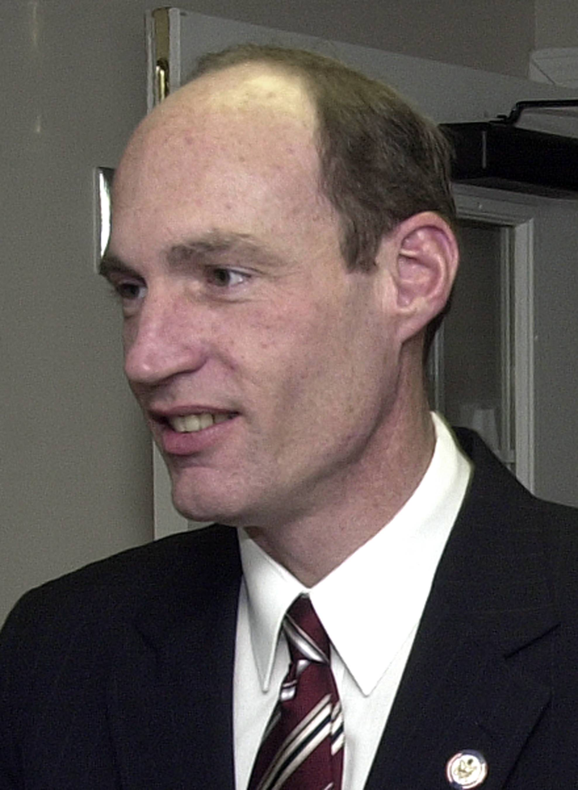 Rep. Thaddeus McCotter, a Michigan Republican, confirmed Friday on WJR-AM he'll make a formal announcement about his candidacy on Saturday. The 45-year-old McCotter is a lawyer and served as a state senator, Wayne County commissioner and Schoolcraft Community College trustee before entering the U.S. House in 2003.