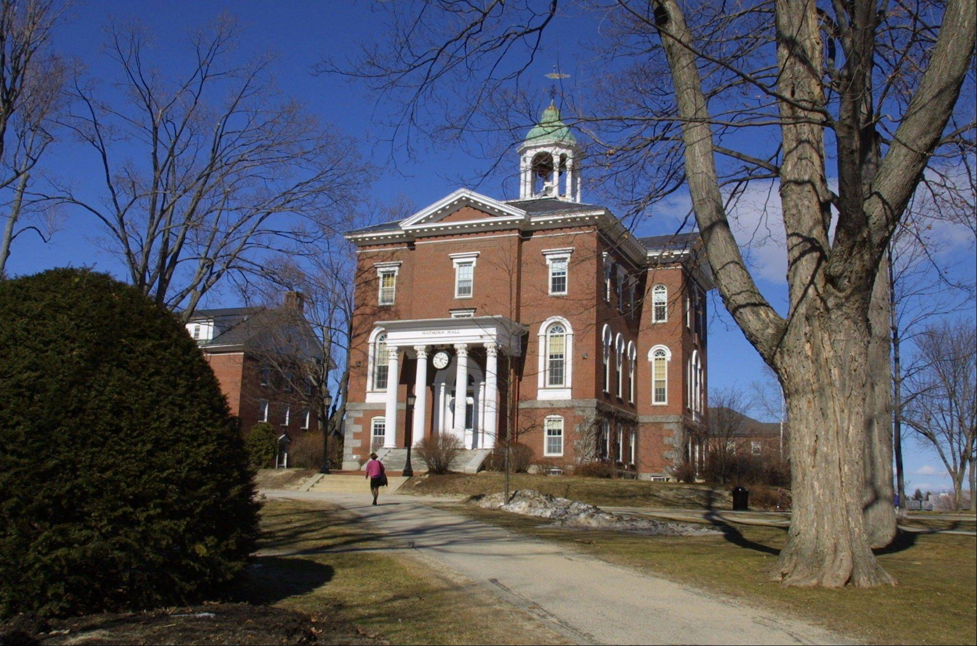 The cost of tuition, fees and room and board at Bates College in Lewiston, Maine, tops $50,000 a year.