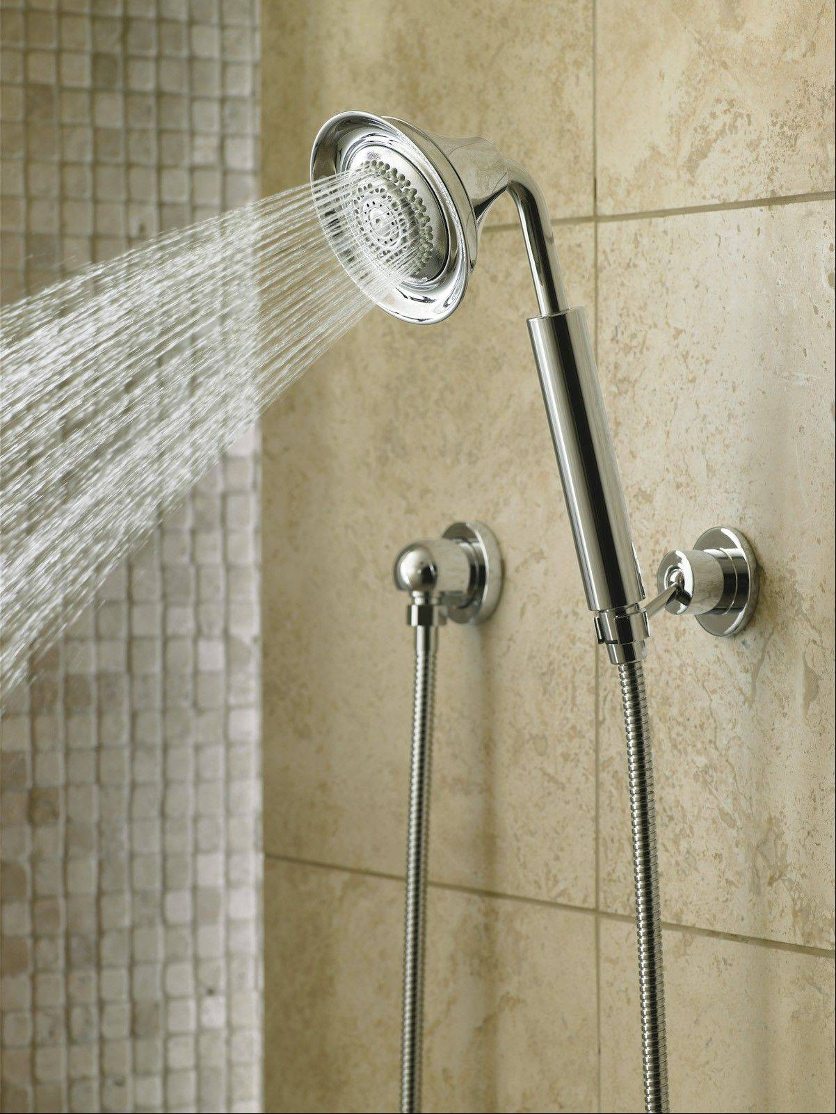 It may take a while for hot water to reach your shower if it�s far from your hot water heater.