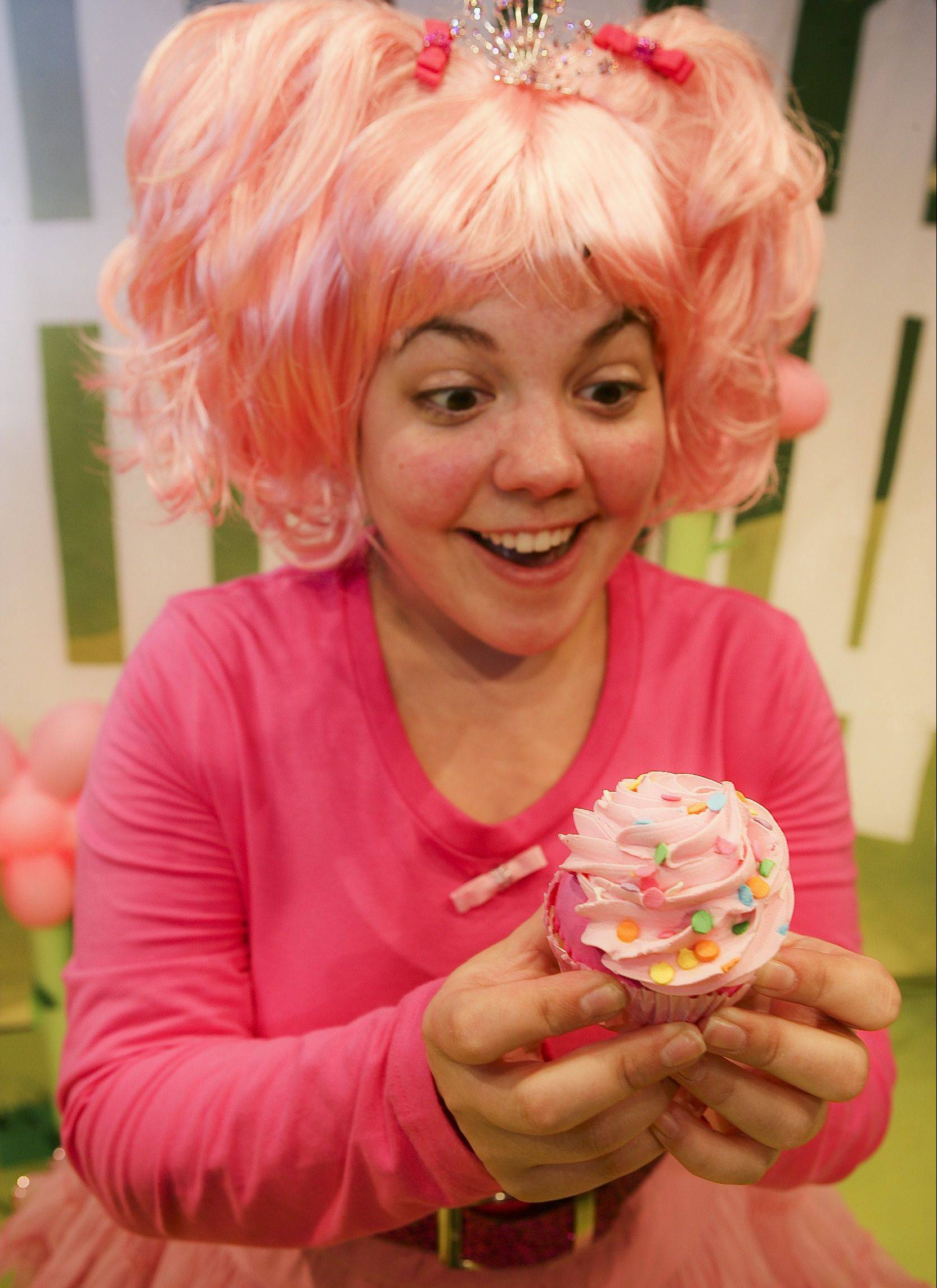 �Pinkalicious,� a musical about a young girl who adores the color pink, will run through Sept. 3 at the Broadway Playhouse at Water Tower Place.