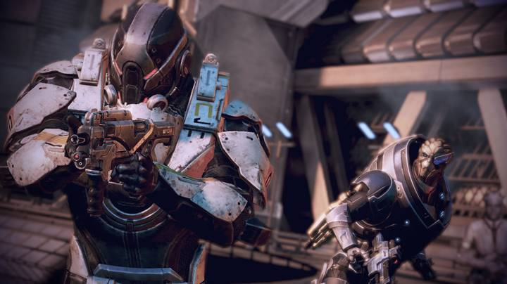 """Mass Effect 3"" puts storytelling at the forefront in an effort to attract new customers to buy video games, which are facing stiff competition from new devices like the iPad."