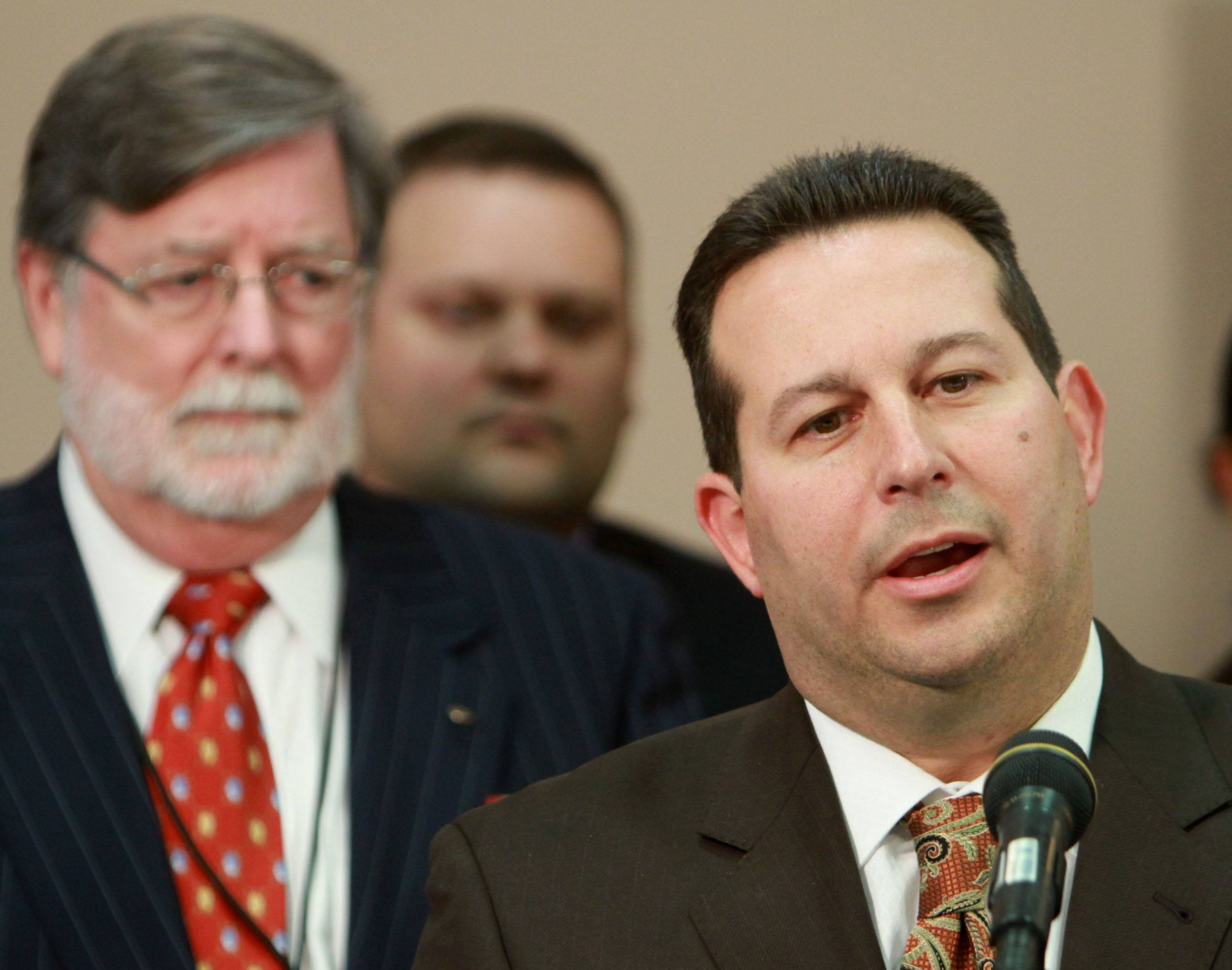 Attorney Jose Baez, right, lead defense counsel for Casey Anthony was criticized by many legal pundits for his strategy and loosely throwing around allegations of molestation and incest.