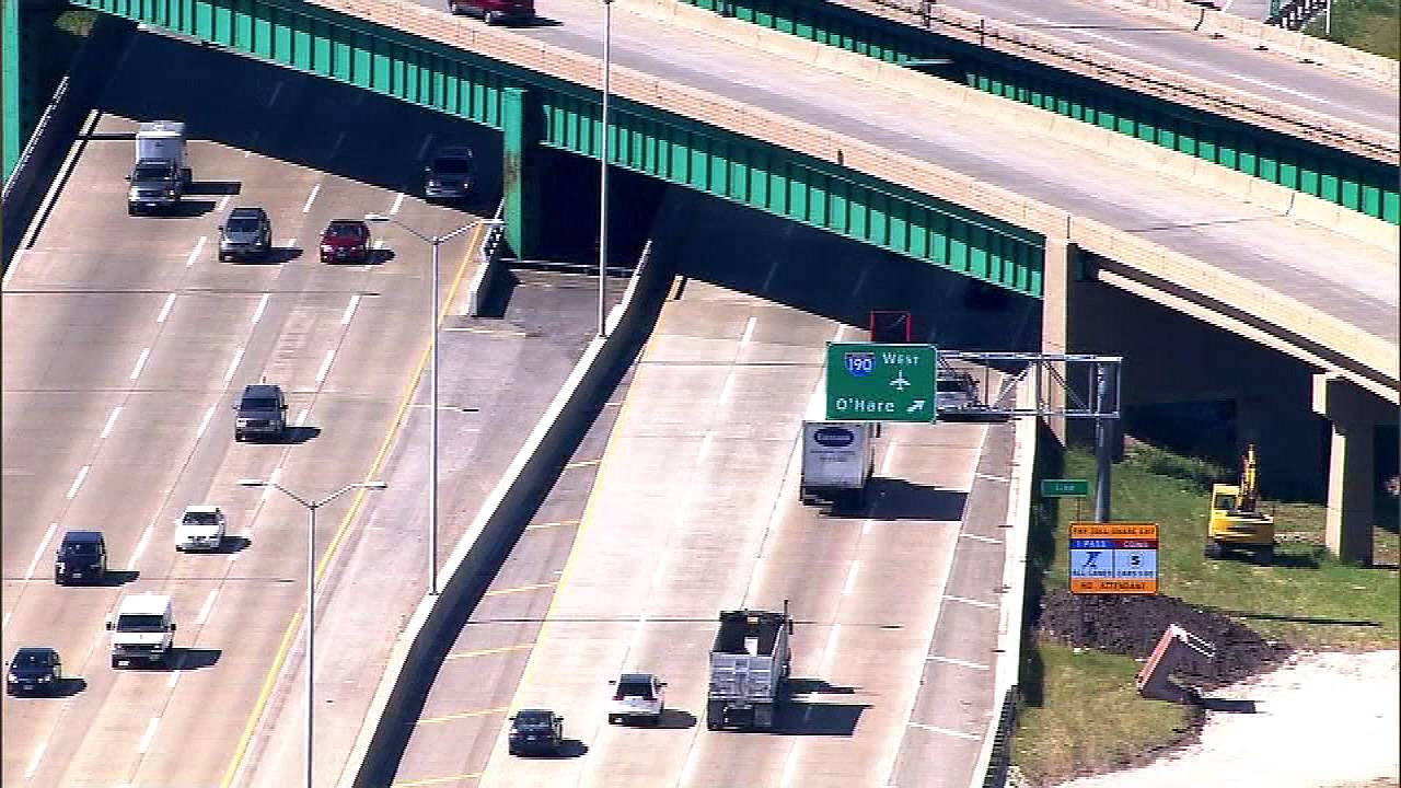The Illinois State Toll Highway Authority is starting work on the I-294/I-90 interchange this week.